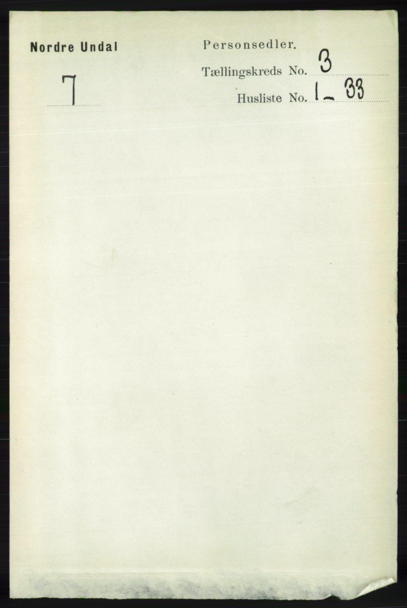 RA, Folketelling 1891 for 1028 Nord-Audnedal herred, 1891, s. 774