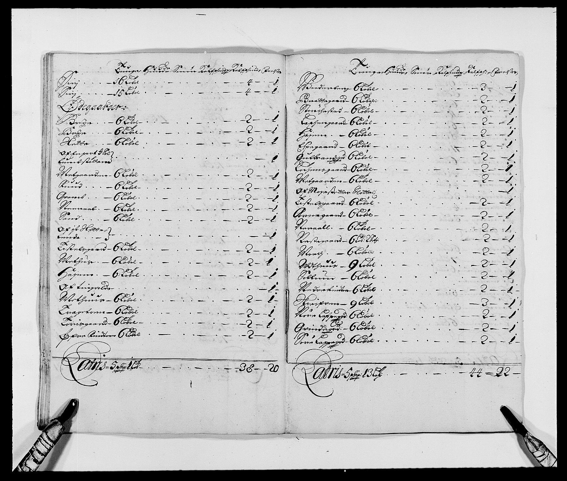 RA, Rentekammeret inntil 1814, Reviderte regnskaper, Fogderegnskap, R21/L1447: Fogderegnskap Ringerike og Hallingdal, 1687-1689, s. 149