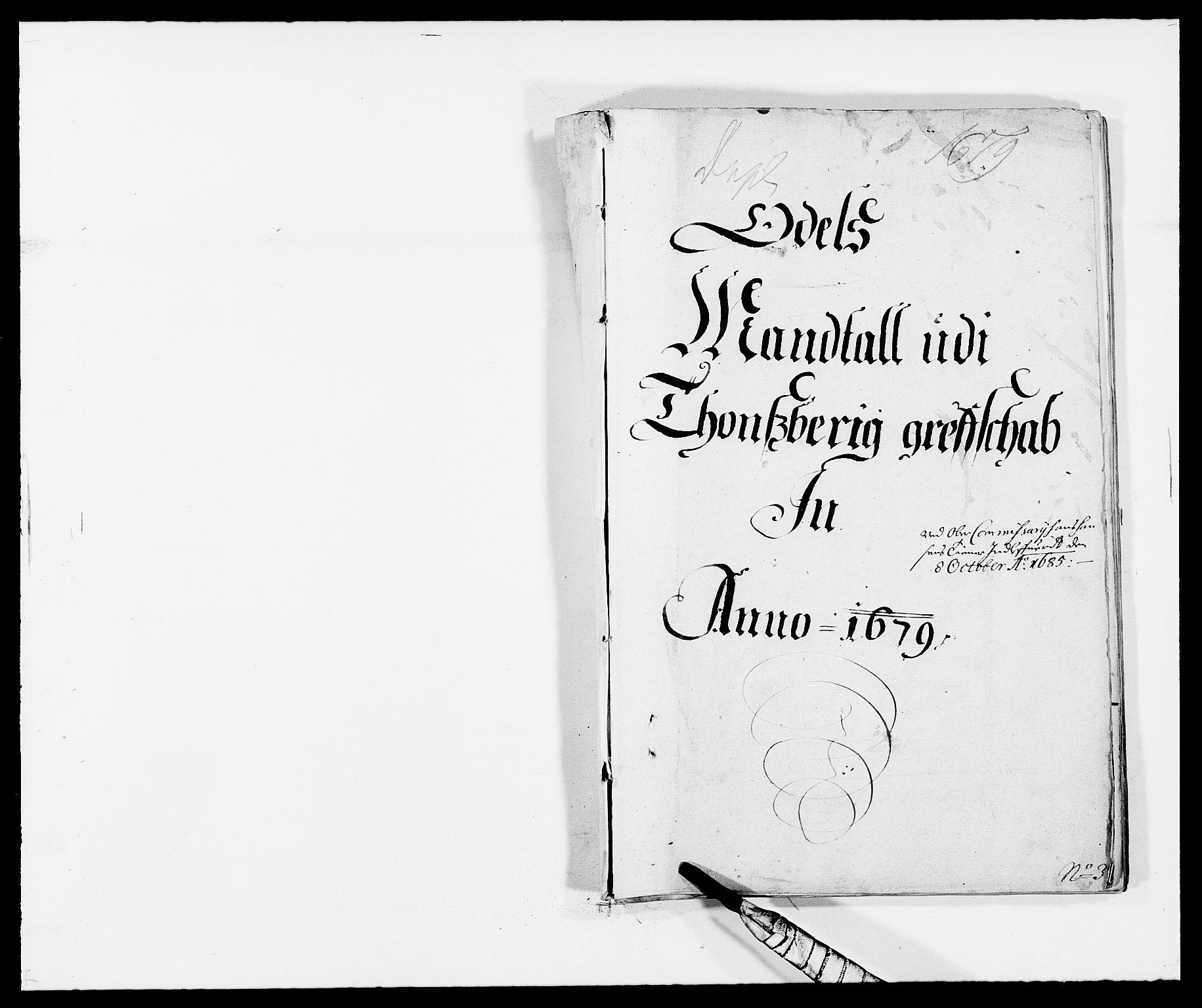 RA, Rentekammeret inntil 1814, Reviderte regnskaper, Fogderegnskap, R32/L1847: Fogderegnskap Jarlsberg grevskap, 1679-1680, s. 221