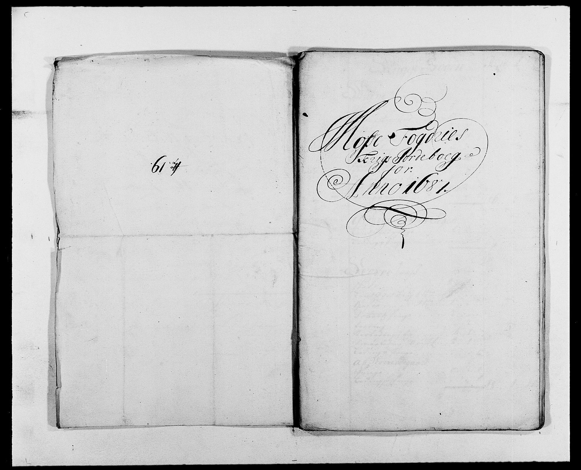 RA, Rentekammeret inntil 1814, Reviderte regnskaper, Fogderegnskap, R02/L0107: Fogderegnskap Moss og Verne kloster, 1685-1691, s. 133