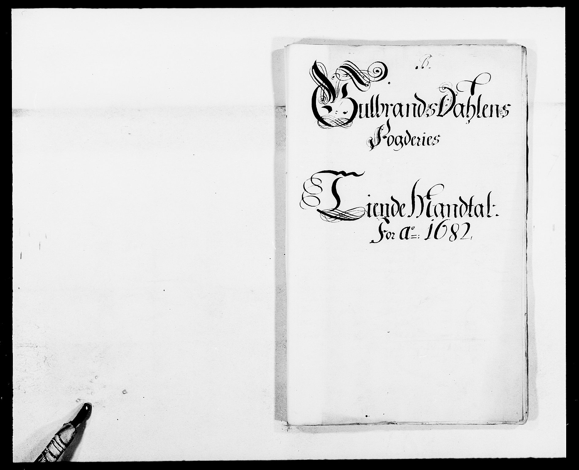 RA, Rentekammeret inntil 1814, Reviderte regnskaper, Fogderegnskap, R17/L1157: Fogderegnskap Gudbrandsdal, 1682-1689, s. 252