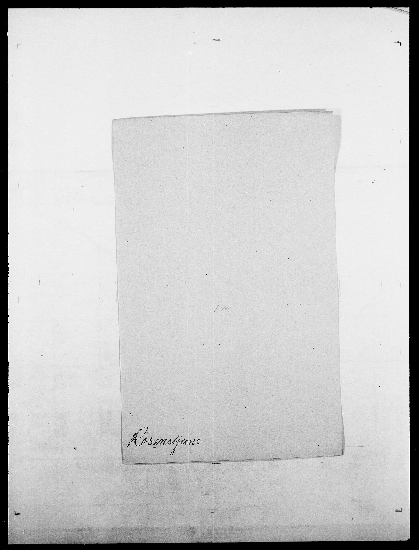 SAO, Delgobe, Charles Antoine - samling, D/Da/L0033: Roald - Røyem, s. 280