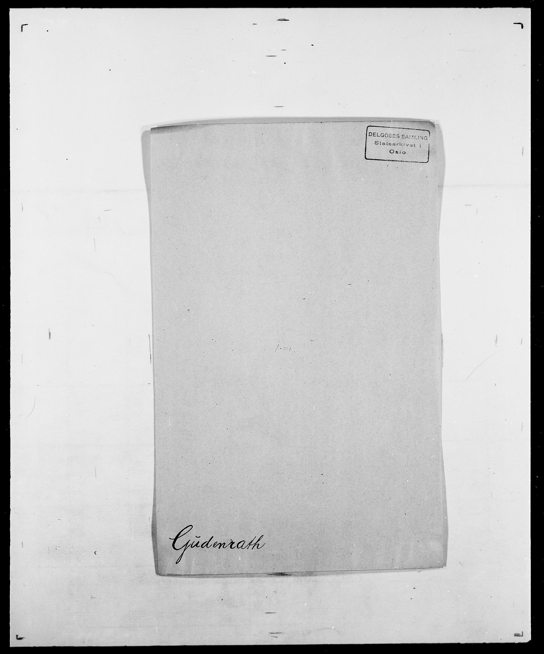 SAO, Delgobe, Charles Antoine - samling, D/Da/L0015: Grodtshilling - Halvorsæth, s. 349