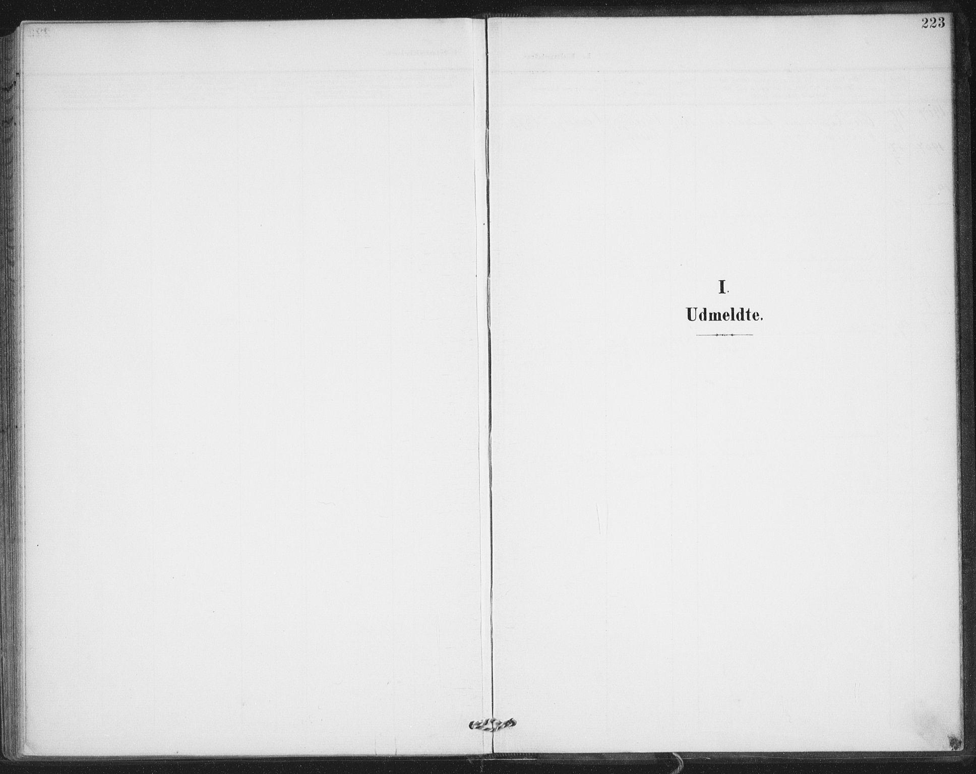 SAO, Varteig prestekontor Kirkebøker, F/Fa/L0003: Ministerialbok nr. 3, 1899-1919, s. 223
