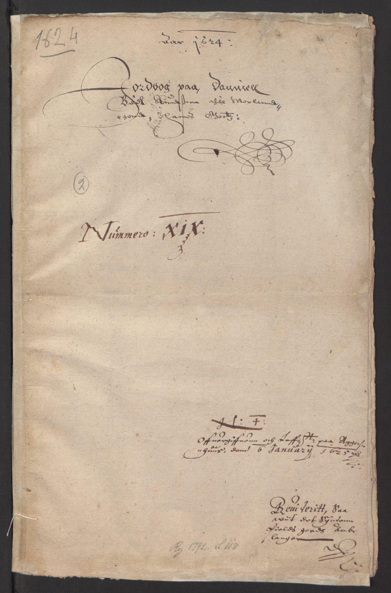 RA, Stattholderembetet 1572-1771, Ek/L0007: Jordebøker til utlikning av rosstjeneste 1624-1626:, 1624-1625, s. 454
