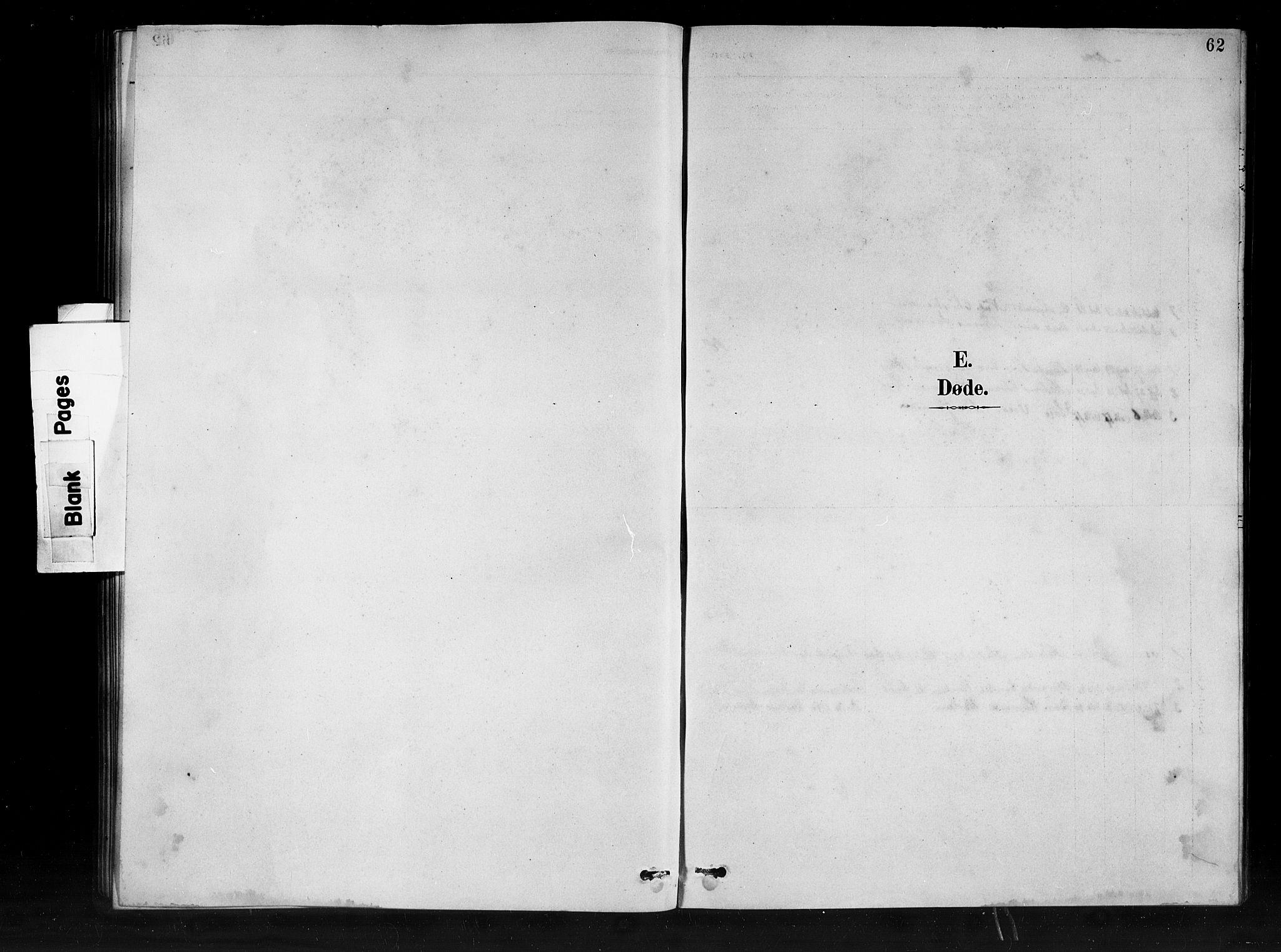 SAB, Den Norske Sjømannsmisjon i utlandet*, Ministerialbok nr. A 1, 1888-1898, s. 62