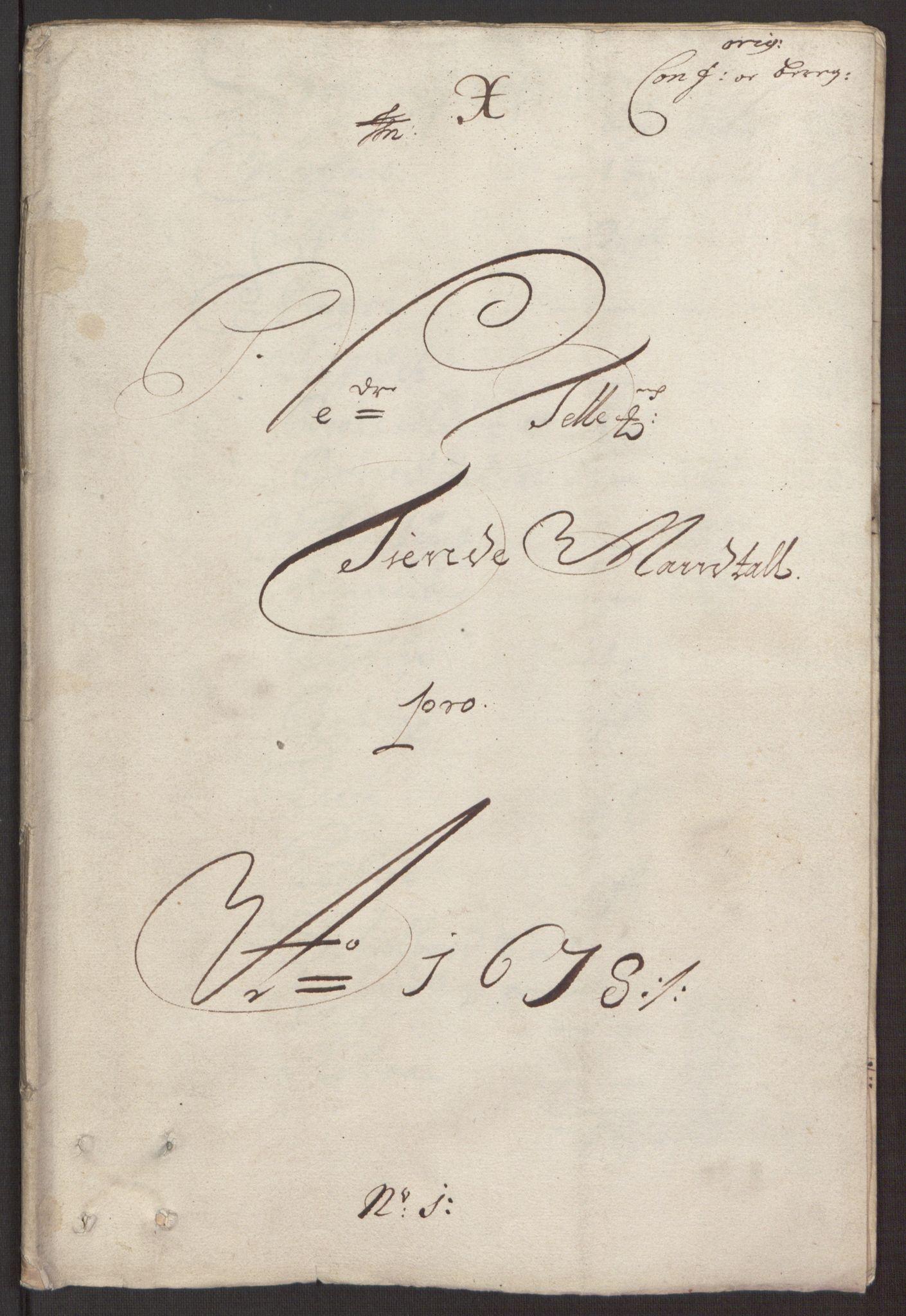 RA, Rentekammeret inntil 1814, Reviderte regnskaper, Fogderegnskap, R35/L2069: Fogderegnskap Øvre og Nedre Telemark, 1678, s. 101