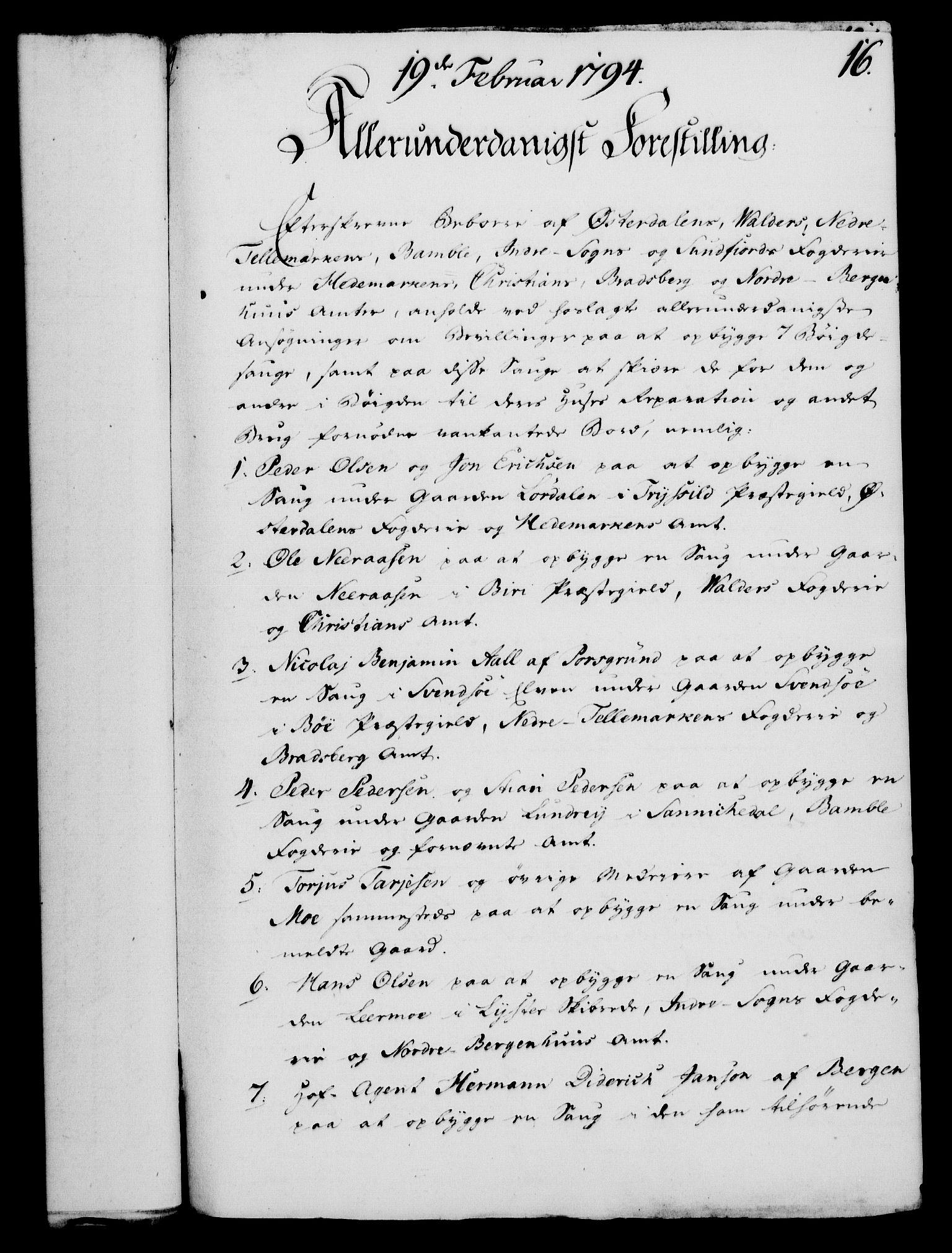 RA, Rentekammeret, Kammerkanselliet, G/Gf/Gfa/L0076: Norsk relasjons- og resolusjonsprotokoll (merket RK 52.76), 1794, s. 106