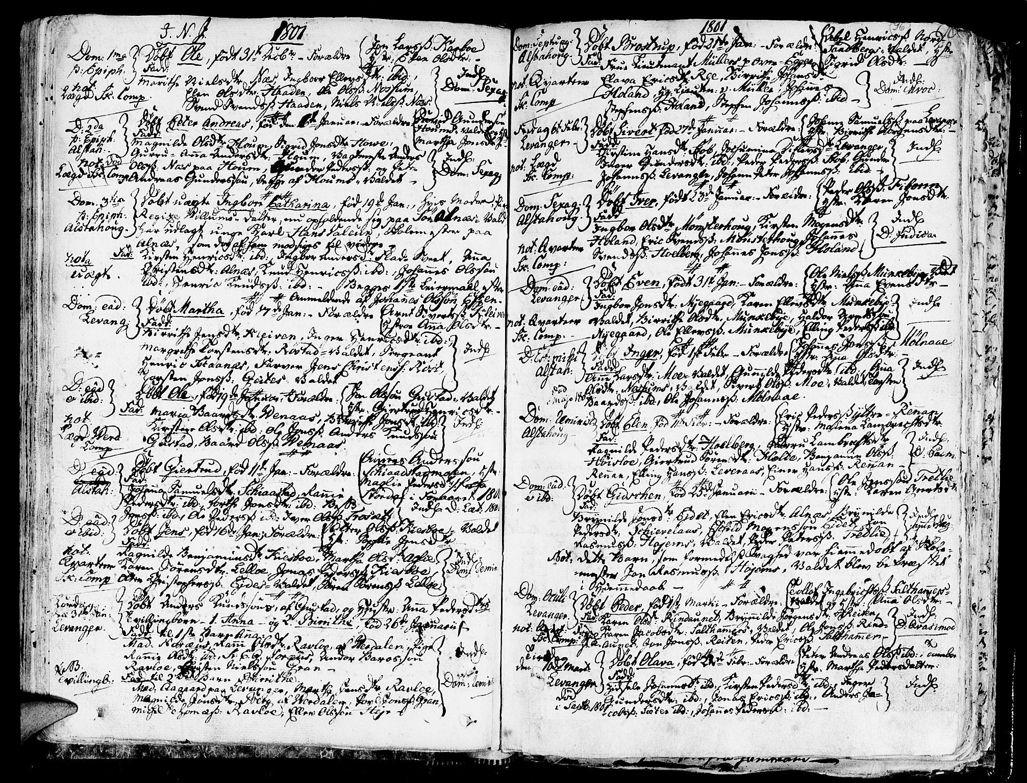 SAT, Ministerialprotokoller, klokkerbøker og fødselsregistre - Nord-Trøndelag, 717/L0142: Ministerialbok nr. 717A02 /1, 1783-1809, s. 96