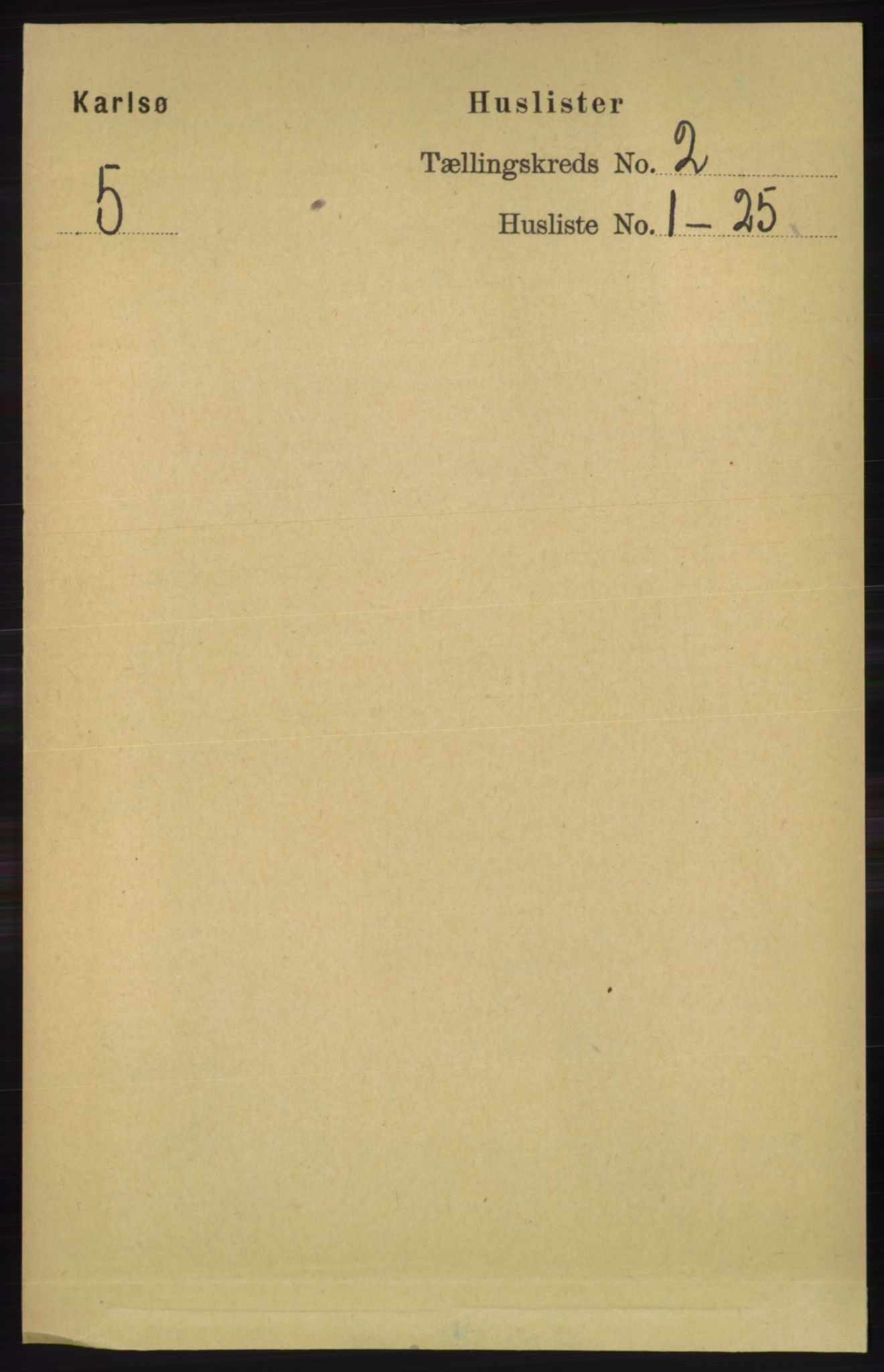 RA, Folketelling 1891 for 1936 Karlsøy herred, 1891, s. 374