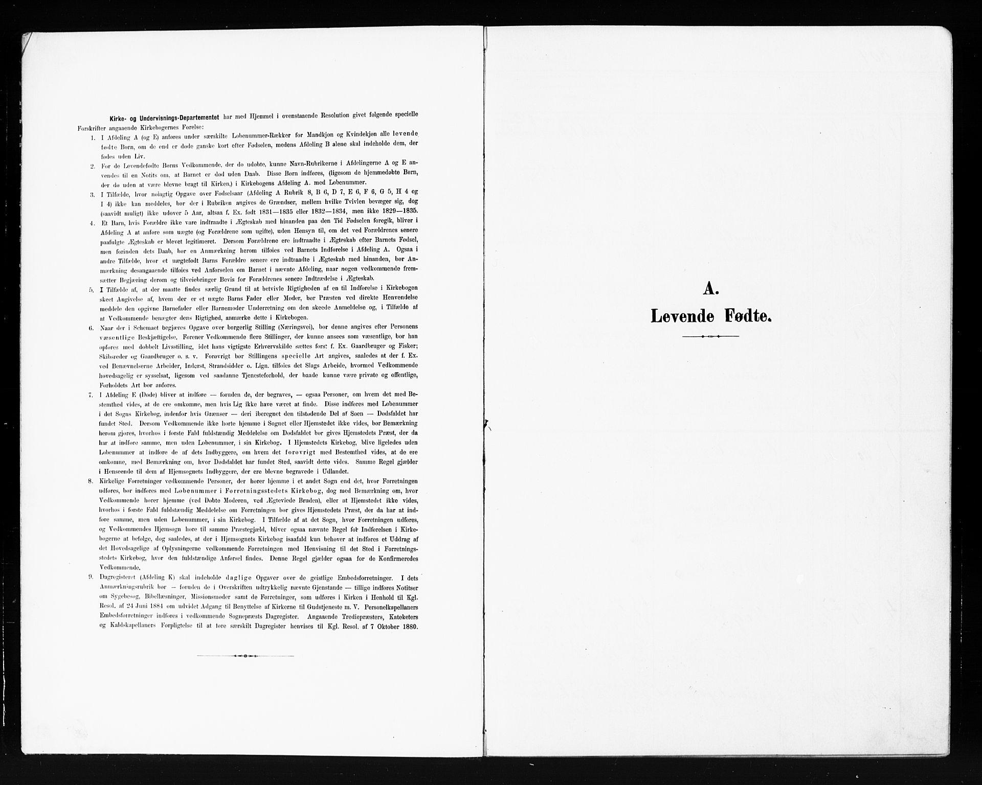 SAH, Vardal prestekontor, H/Ha/Hab/L0013: Klokkerbok nr. 13, 1904-1915