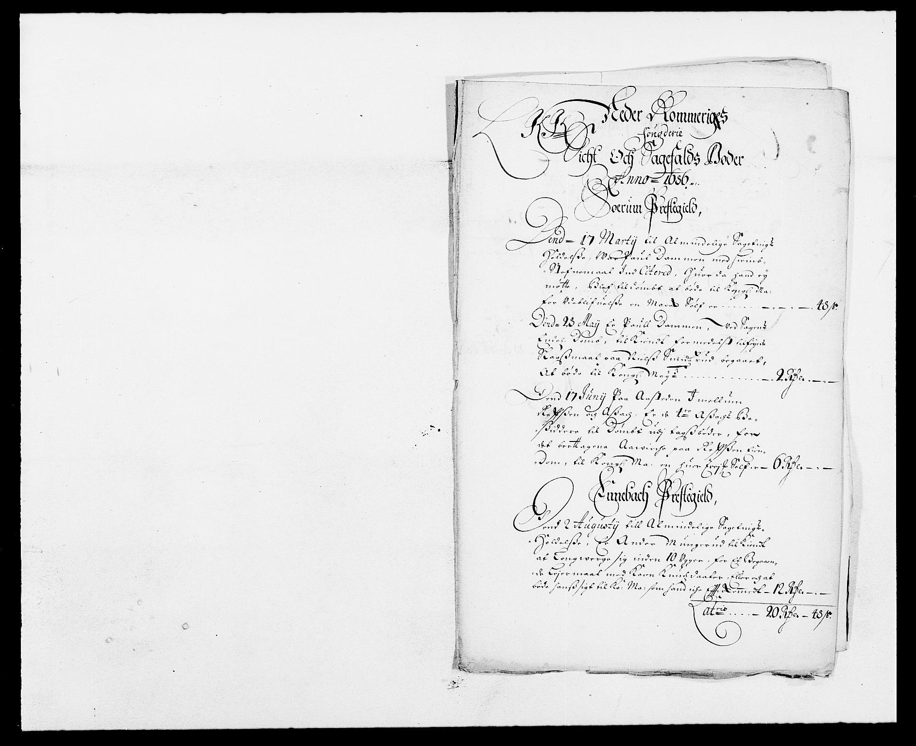 RA, Rentekammeret inntil 1814, Reviderte regnskaper, Fogderegnskap, R11/L0572: Fogderegnskap Nedre Romerike, 1686-1687, s. 59