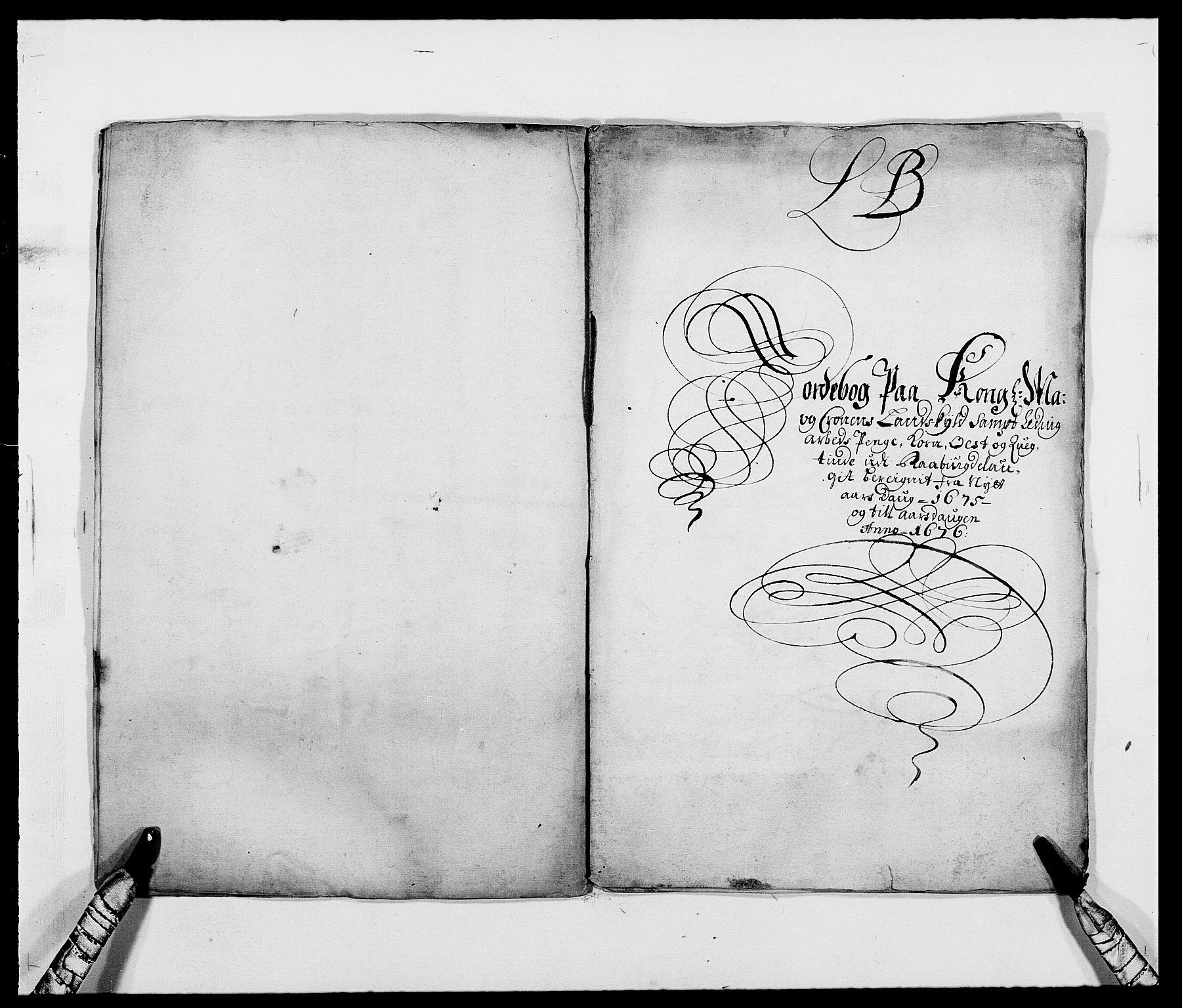 RA, Rentekammeret inntil 1814, Reviderte regnskaper, Fogderegnskap, R40/L2434: Fogderegnskap Råbyggelag, 1675-1676, s. 11