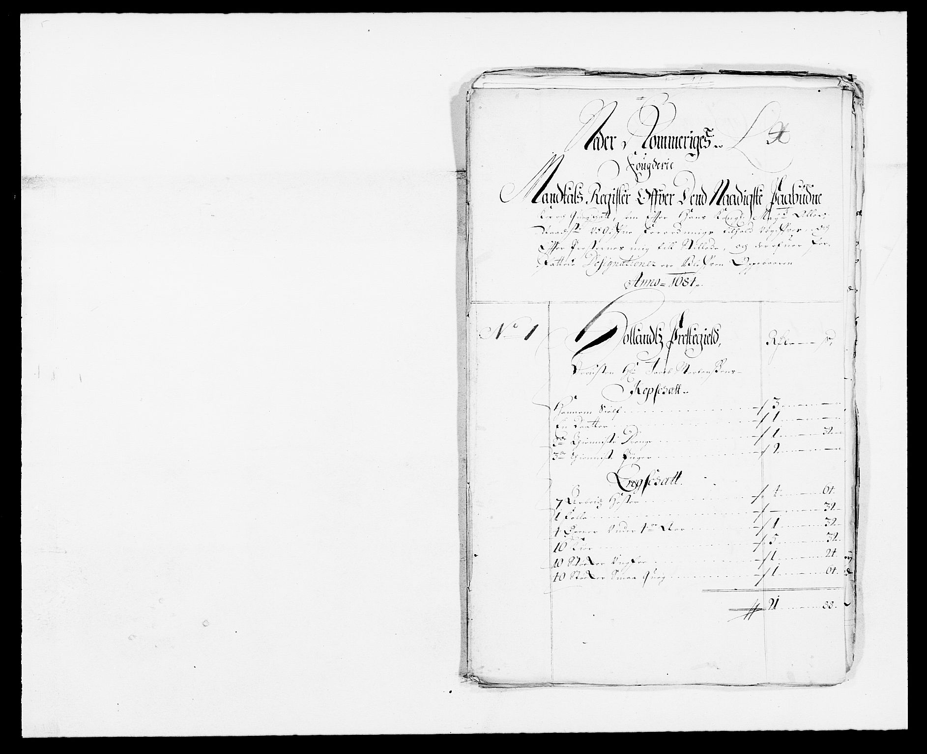 RA, Rentekammeret inntil 1814, Reviderte regnskaper, Fogderegnskap, R11/L0571: Fogderegnskap Nedre Romerike, 1683-1685, s. 304