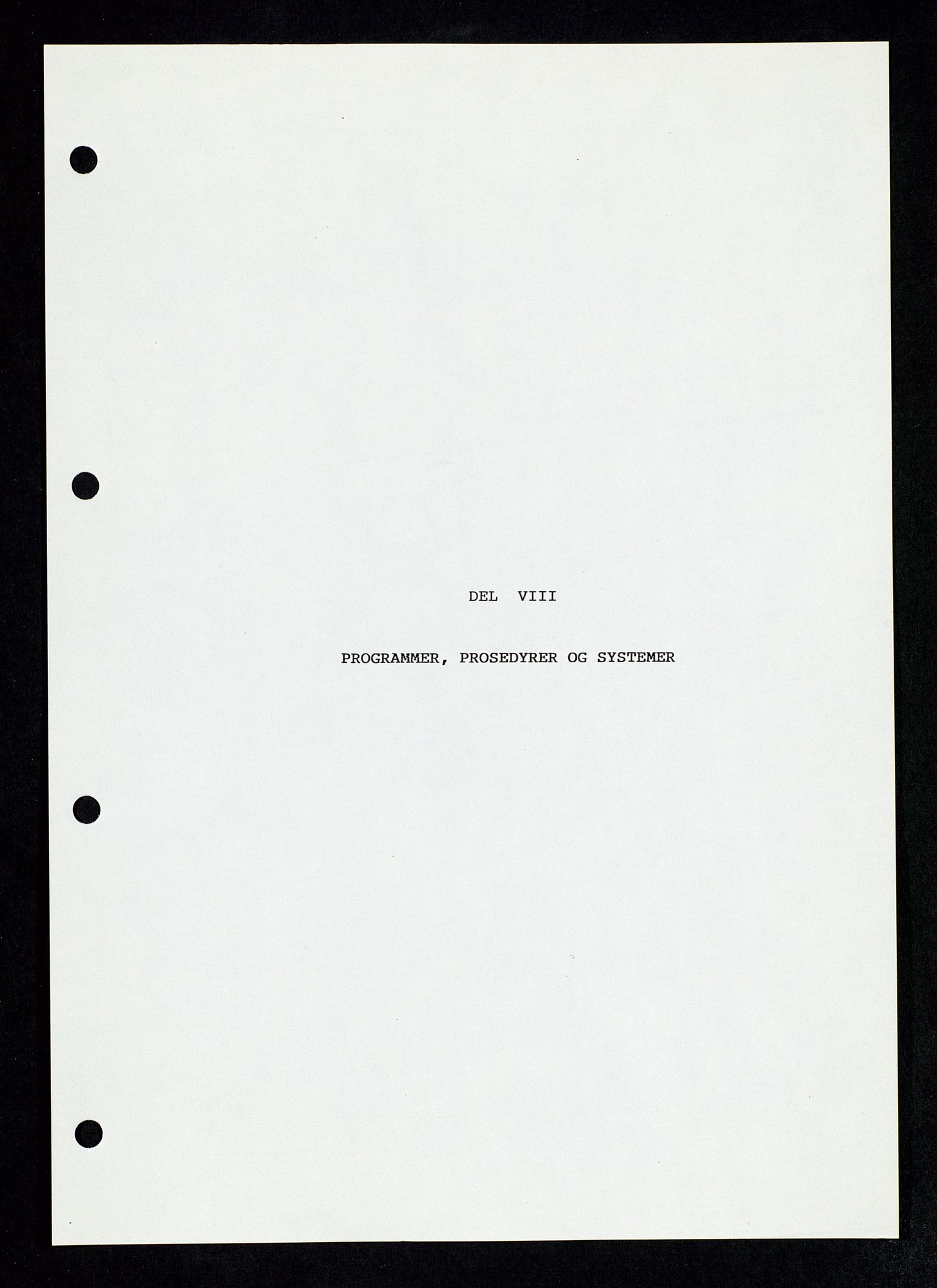 SAST, Pa 1339 - Statoil ASA, D/Dm/L0123: Rapporter, 1985-1988, s. 59