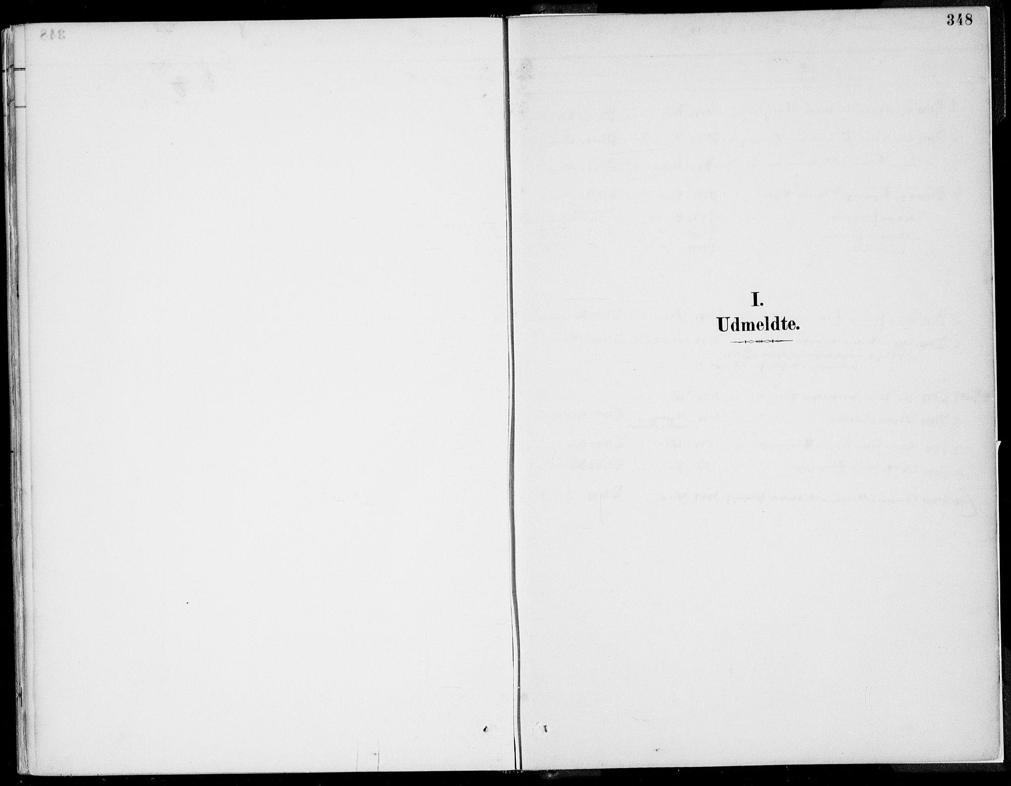 SAB, Kvinnherad Sokneprestembete, H/Haa: Ministerialbok nr. B  1, 1887-1921, s. 348