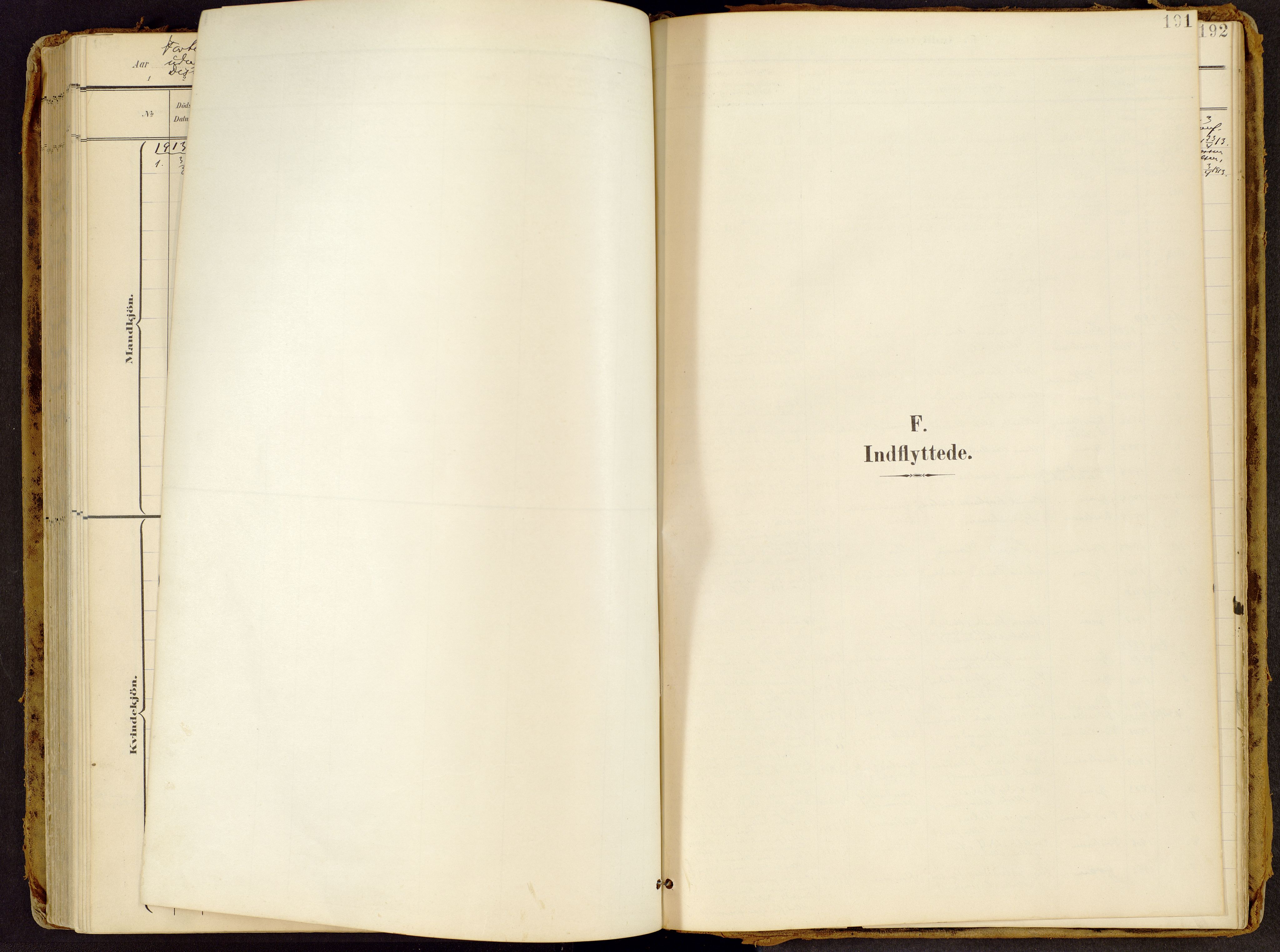 SAH, Brandbu prestekontor, Ministerialbok nr. 2, 1899-1914, s. 191