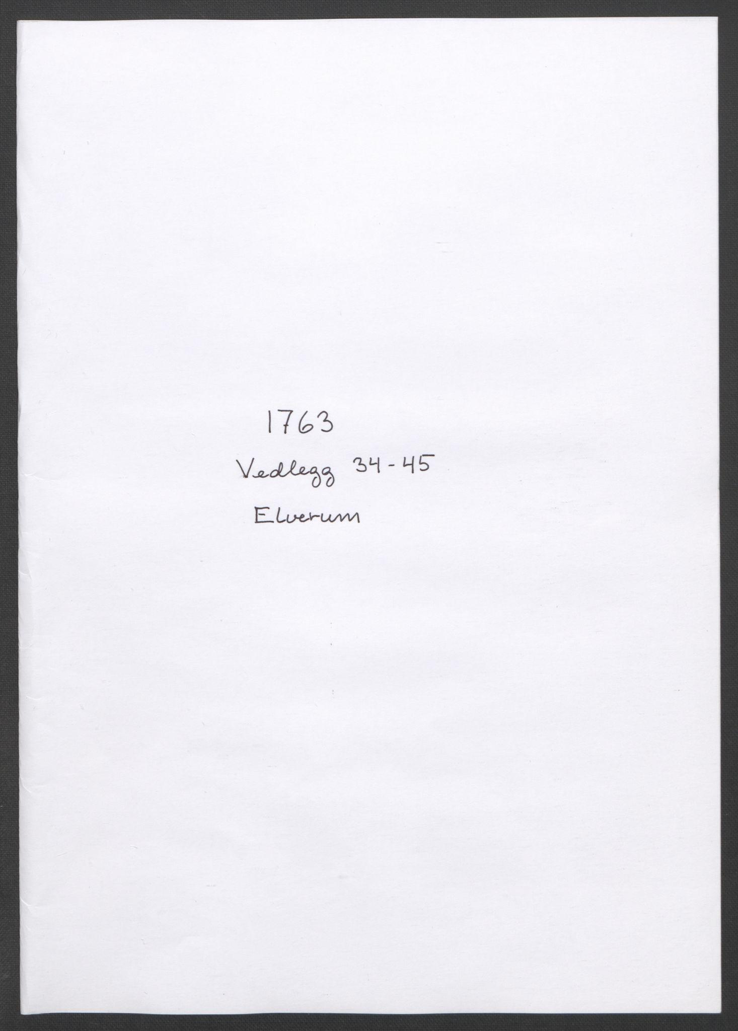 RA, Rentekammeret inntil 1814, Reviderte regnskaper, Fogderegnskap, R14/L0959: Ekstraskatten Solør og Odal, 1763-1770, s. 154