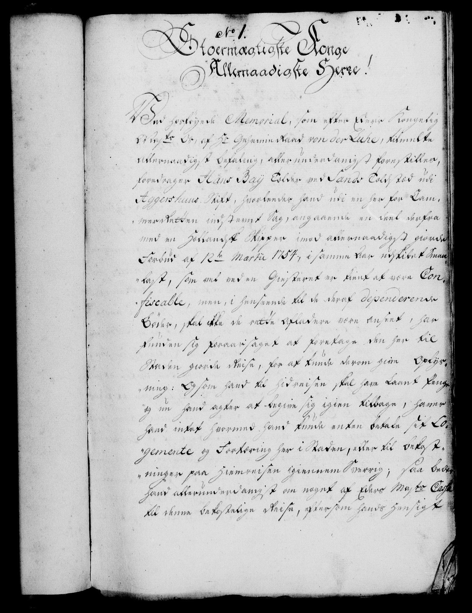 RA, Rentekammeret, Kammerkanselliet, G/Gf/Gfa/L0038: Norsk relasjons- og resolusjonsprotokoll (merket RK 52.38), 1756, s. 28