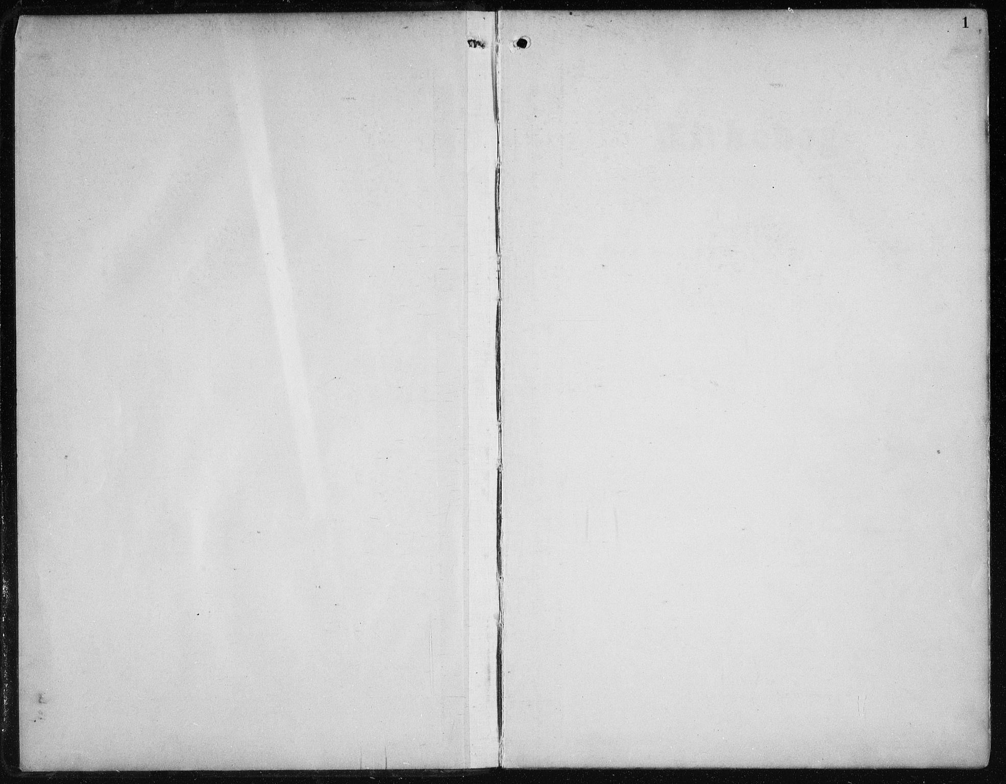 SAB, Fana Sokneprestembete, H/Haa/Haai/L0003: Ministerialbok nr. I 3, 1900-1912, s. 1