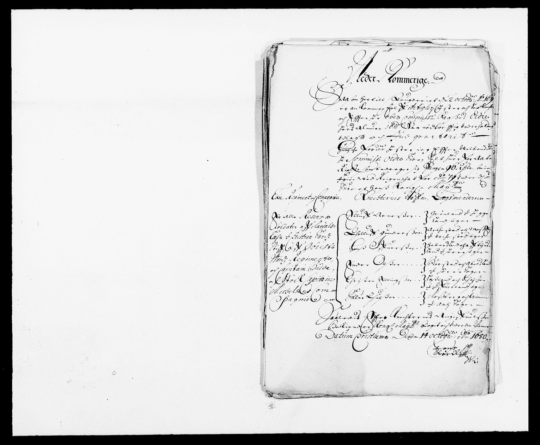 RA, Rentekammeret inntil 1814, Reviderte regnskaper, Fogderegnskap, R11/L0568: Fogderegnskap Nedre Romerike, 1679, s. 248