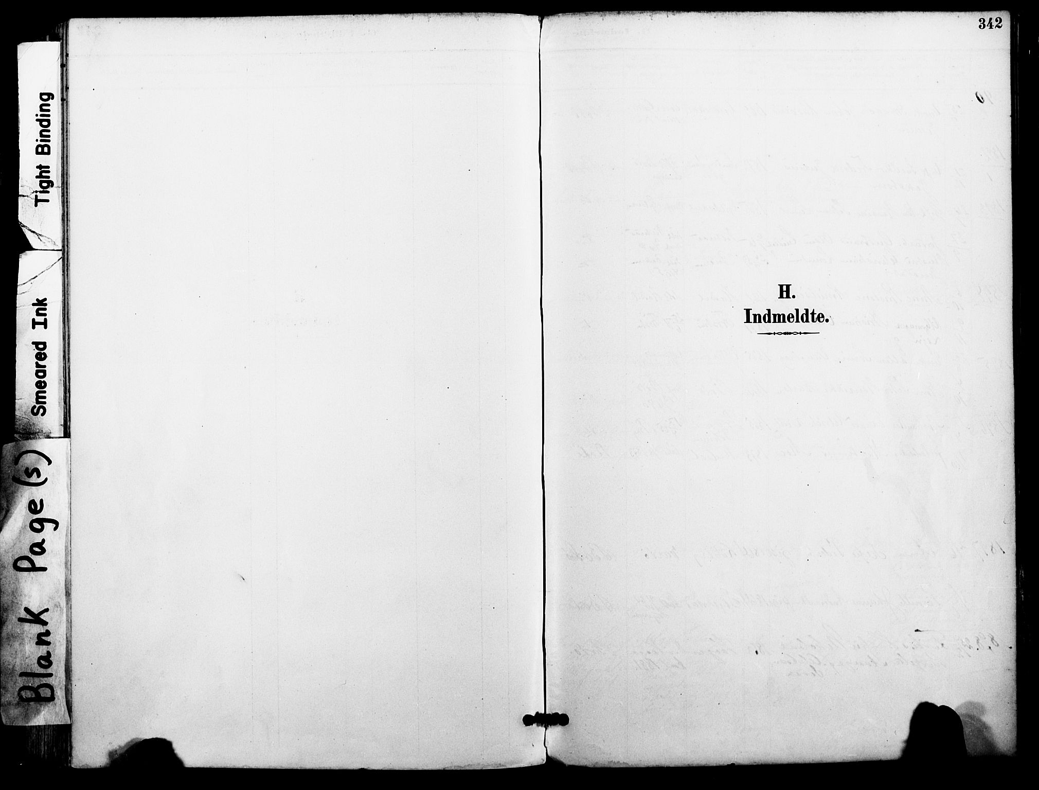 SAT, Ministerialprotokoller, klokkerbøker og fødselsregistre - Nordland, 801/L0010: Ministerialbok nr. 801A10, 1888-1899, s. 342