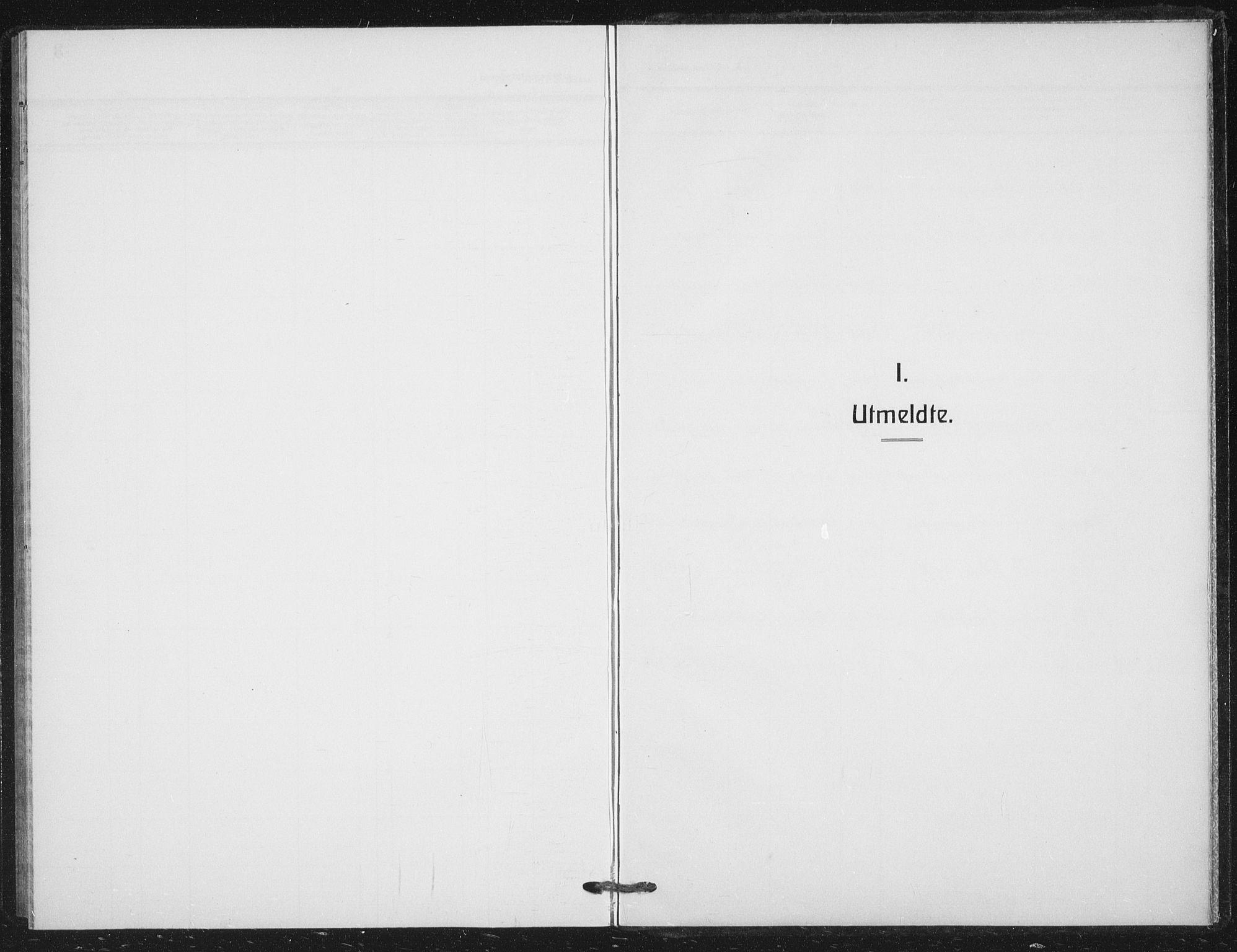 SATØ, Målselv sokneprestembete, G/Ga/Gab/L0012klokker: Klokkerbok nr. 12, 1900-1936