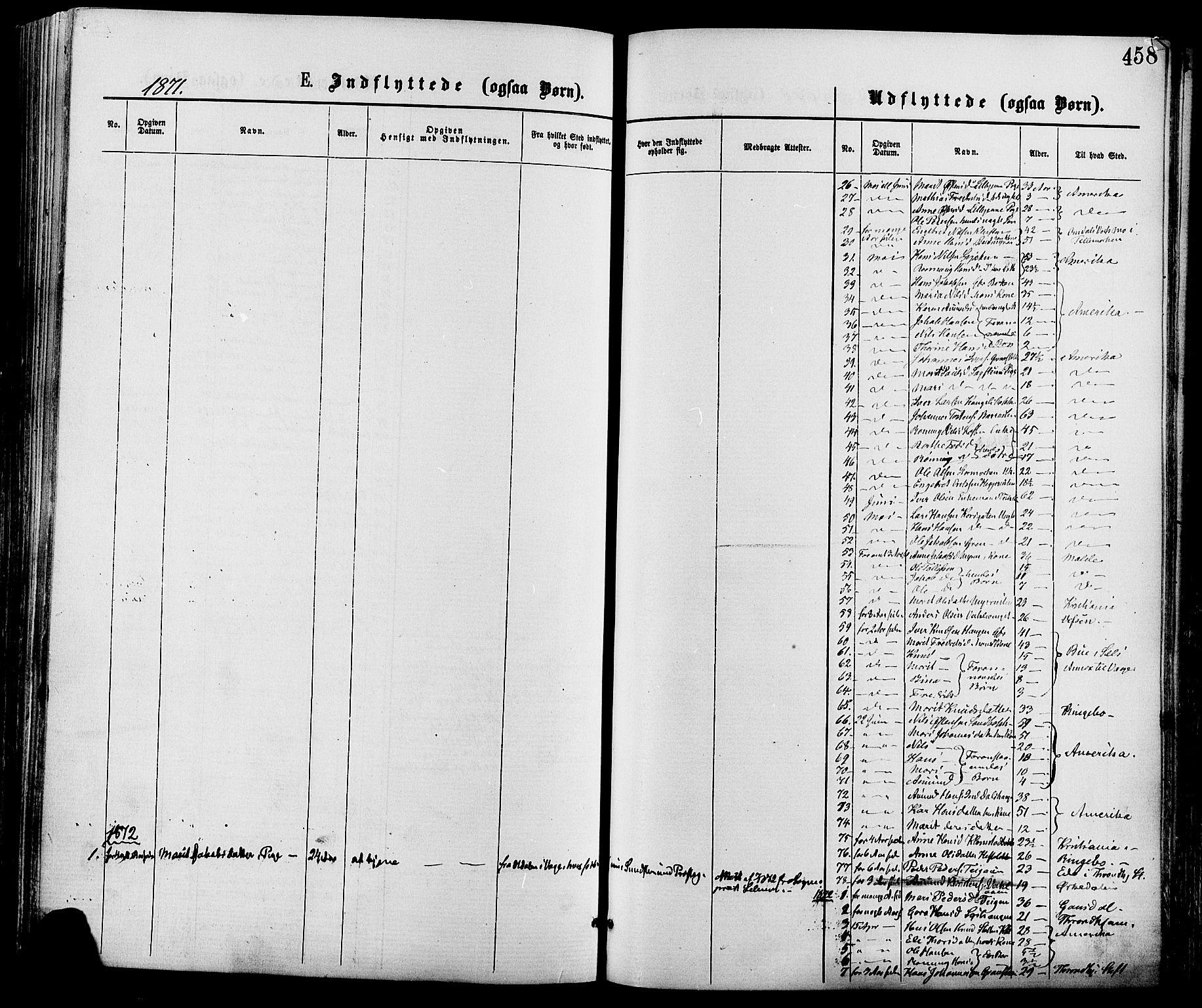 SAH, Nord-Fron prestekontor, Ministerialbok nr. 2, 1865-1883, s. 458
