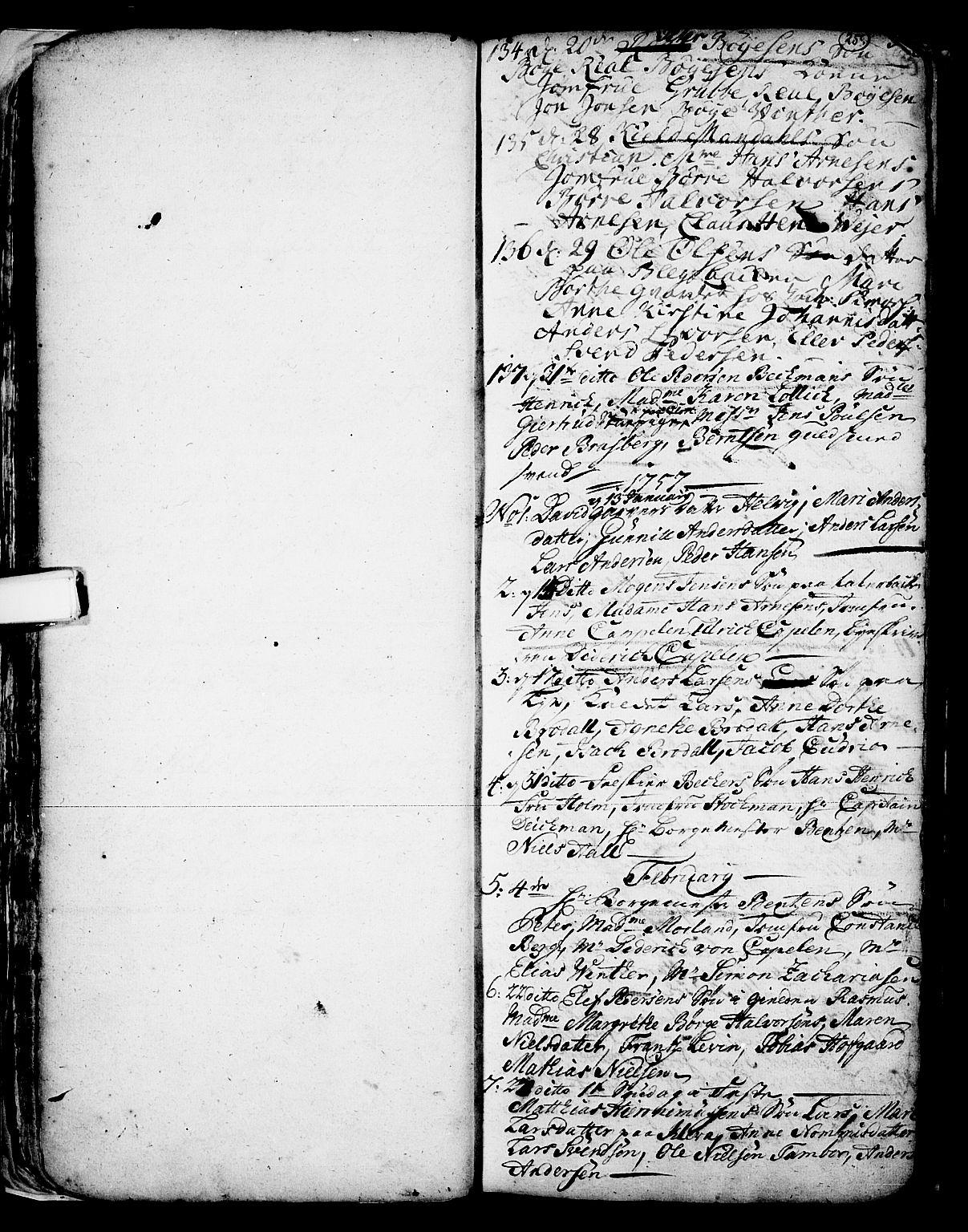 SAKO, Skien kirkebøker, F/Fa/L0002: Ministerialbok nr. 2, 1716-1757, s. 25