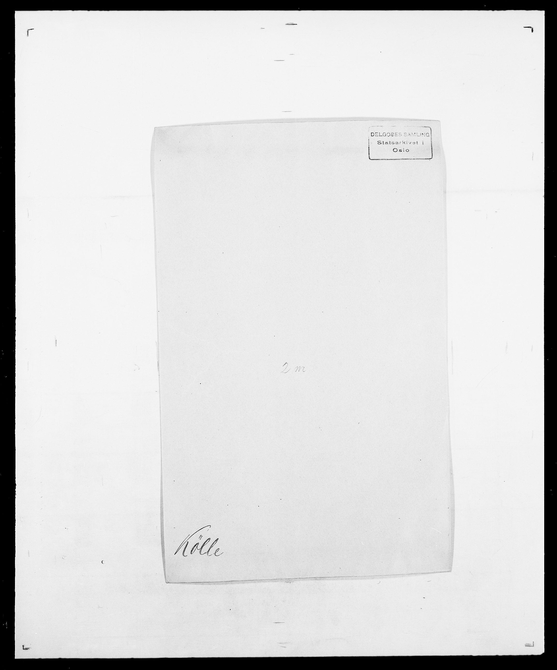 SAO, Delgobe, Charles Antoine - samling, D/Da/L0022: Krog - Lasteen, s. 314