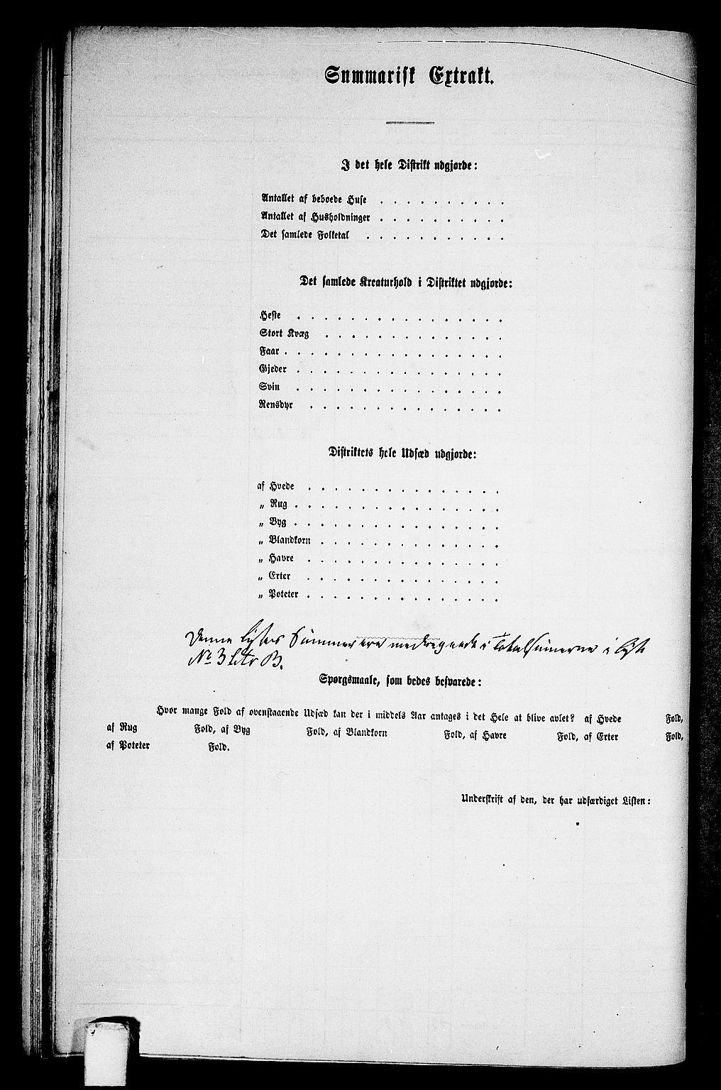 RA, Folketelling 1865 for 1636P Meldal prestegjeld, 1865, s. 79