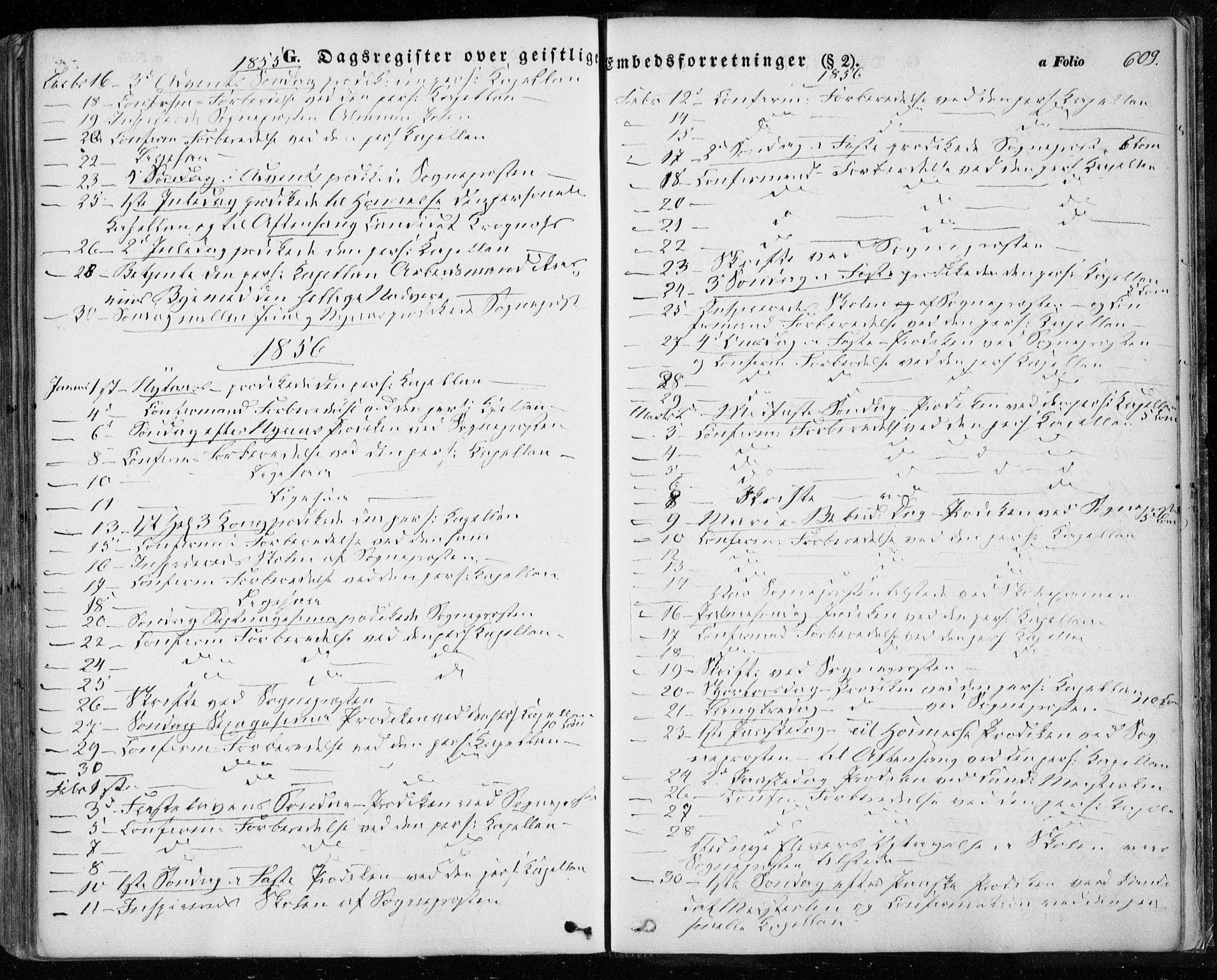 SAT, Ministerialprotokoller, klokkerbøker og fødselsregistre - Sør-Trøndelag, 601/L0051: Ministerialbok nr. 601A19, 1848-1857, s. 609
