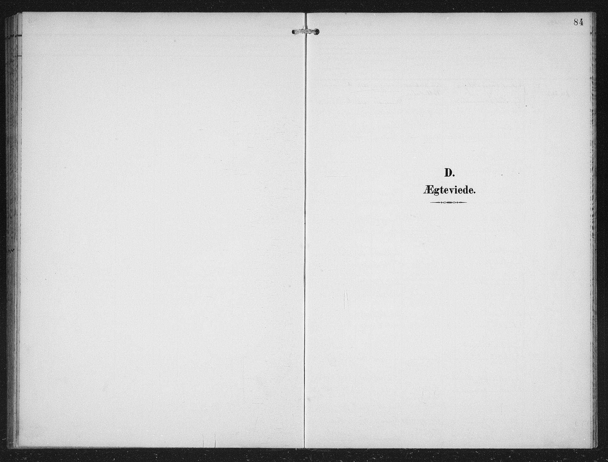 SAB, Fana Sokneprestembete, H/Hab/Haba/L0003: Klokkerbok nr. A 3, 1895-1902, s. 83