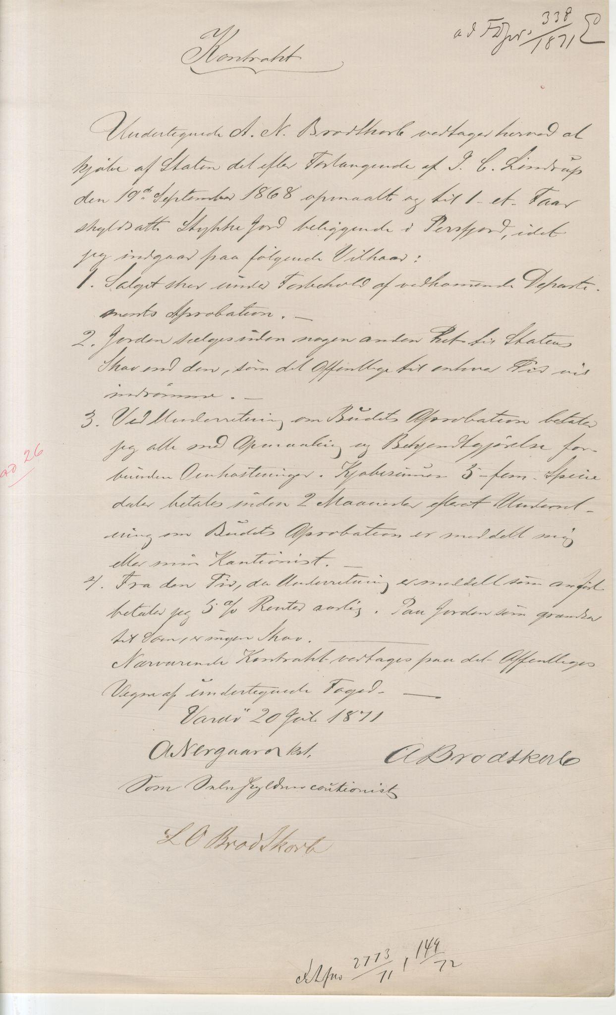 VAMU, Brodtkorb handel A/S, Q/Qb/L0003: Faste eiendommer i Vardø Herred, 1862-1939, s. 79