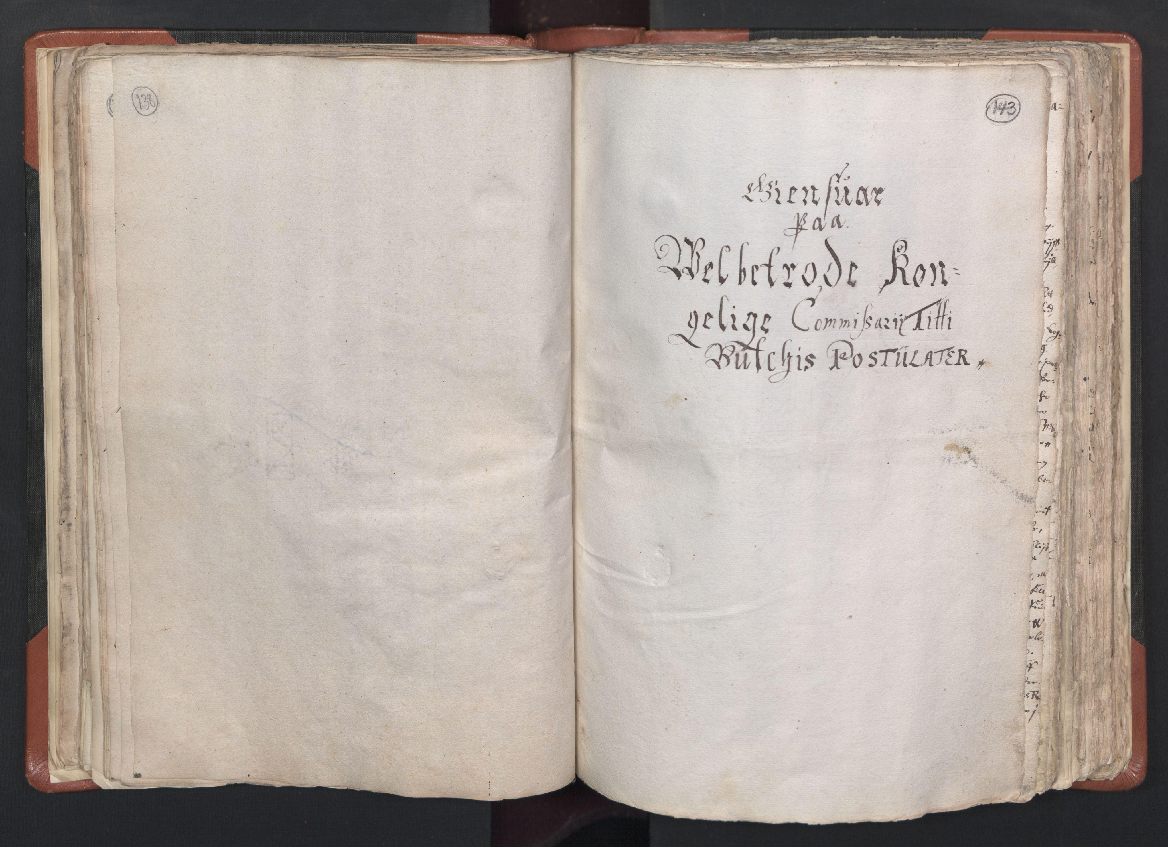 RA, Sogneprestenes manntall 1664-1666, nr. 26: Sunnmøre prosti, 1664-1666, s. 143
