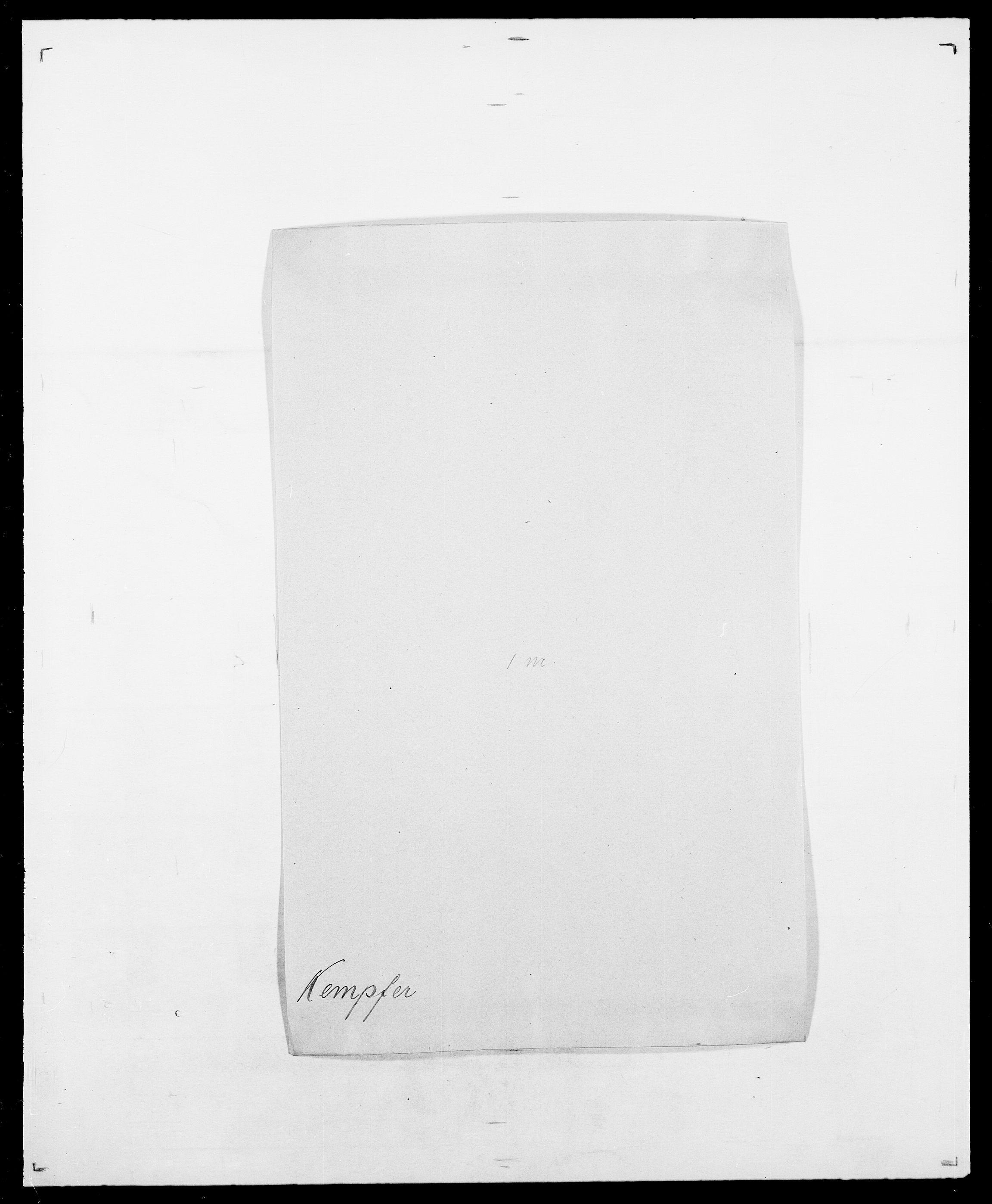 SAO, Delgobe, Charles Antoine - samling, D/Da/L0020: Irgens - Kjøsterud, s. 538