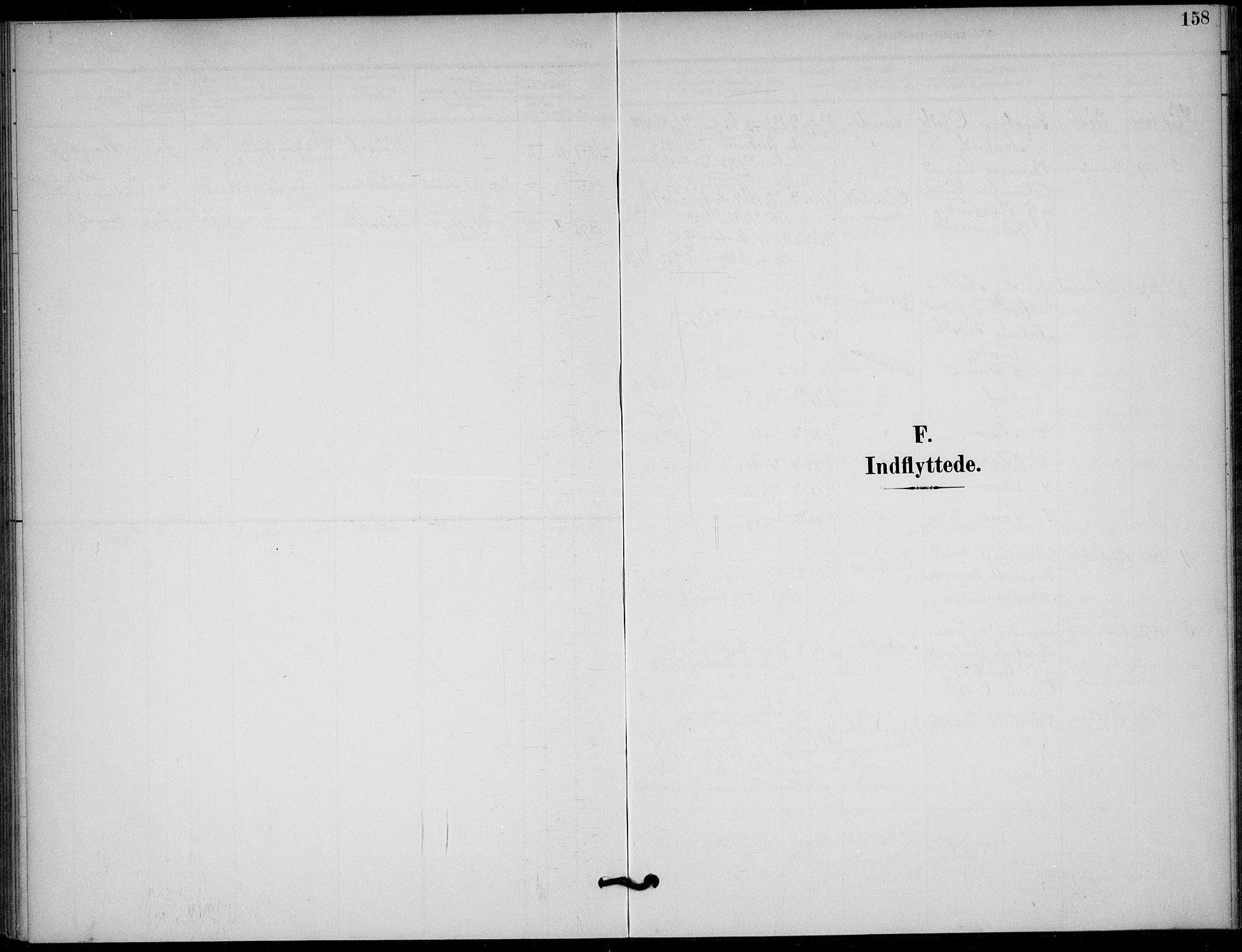 SAKO, Solum kirkebøker, F/Fb/L0002: Ministerialbok nr. II 2, 1893-1901, s. 158