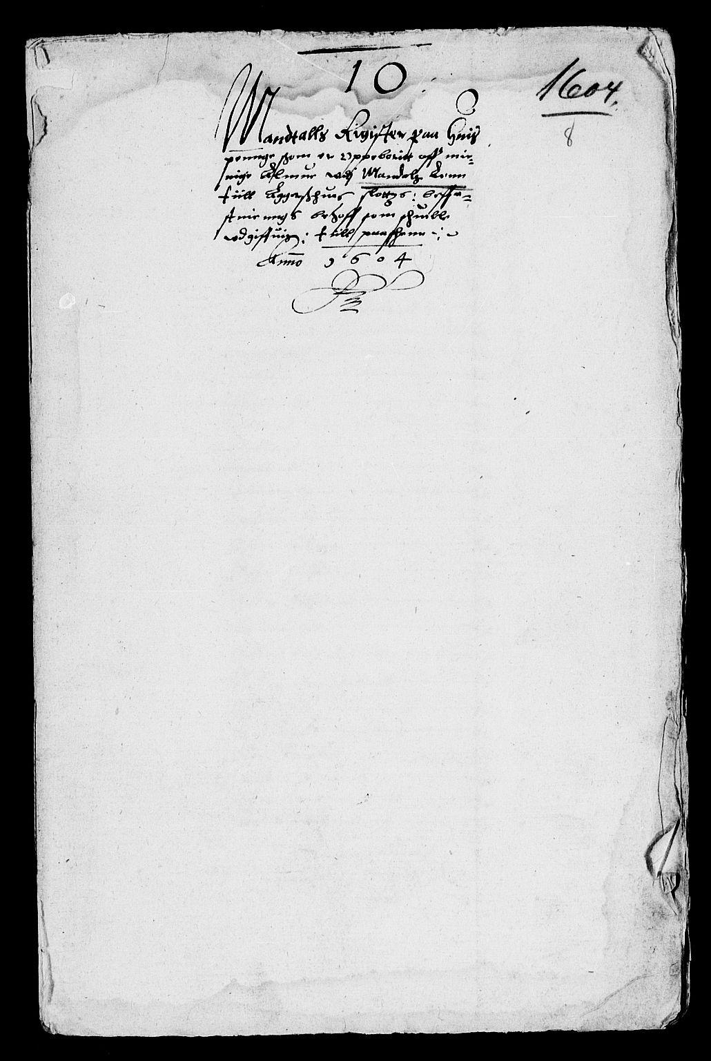 RA, Rentekammeret inntil 1814, Reviderte regnskaper, Lensregnskaper, R/Rb/Rba/L0020: Akershus len, 1603-1606