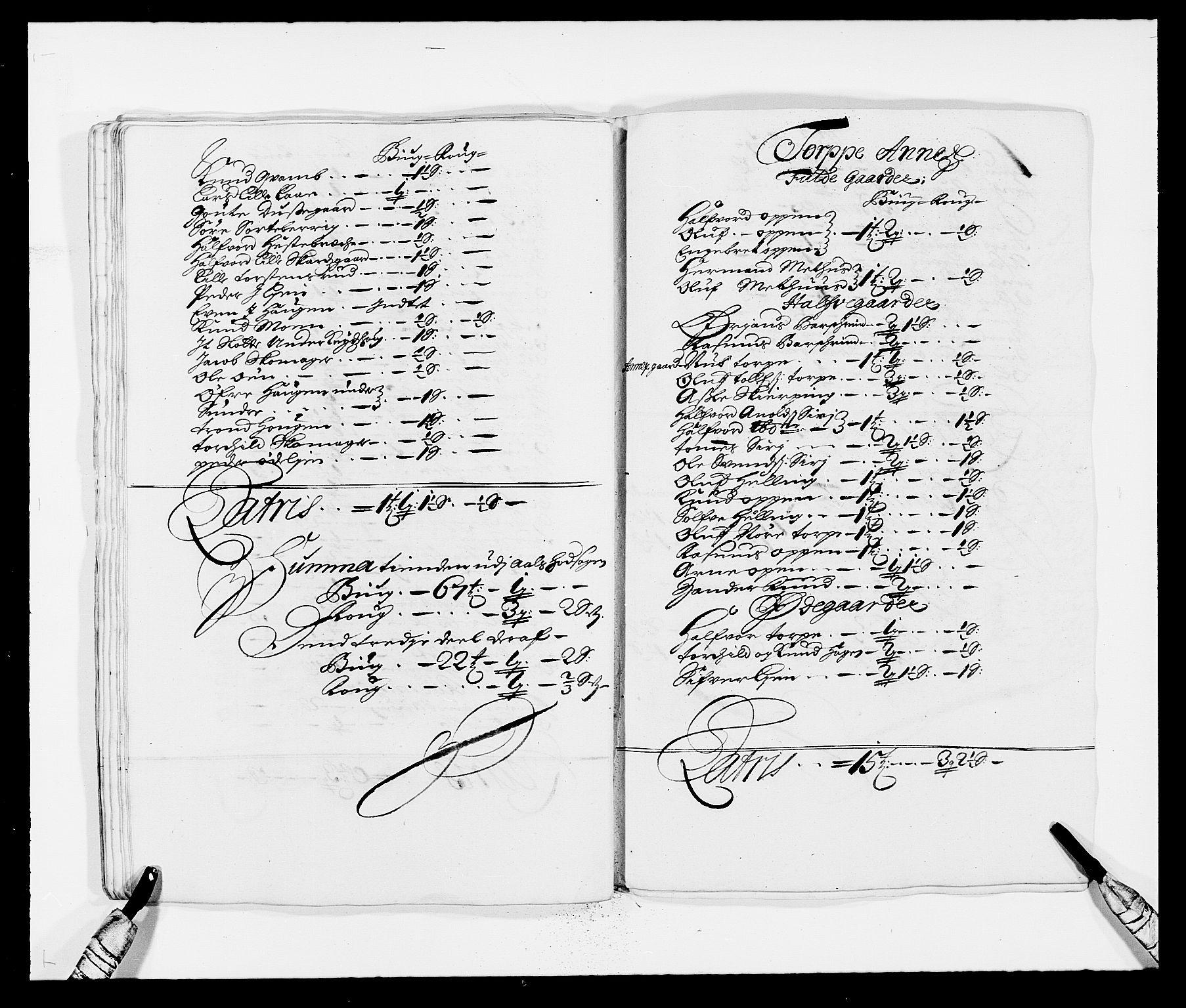 RA, Rentekammeret inntil 1814, Reviderte regnskaper, Fogderegnskap, R21/L1447: Fogderegnskap Ringerike og Hallingdal, 1687-1689, s. 262
