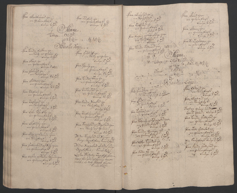RA, Rentekammeret inntil 1814, Reviderte regnskaper, Fogderegnskap, R32/L1865: Fogderegnskap Jarlsberg grevskap, 1692, s. 141