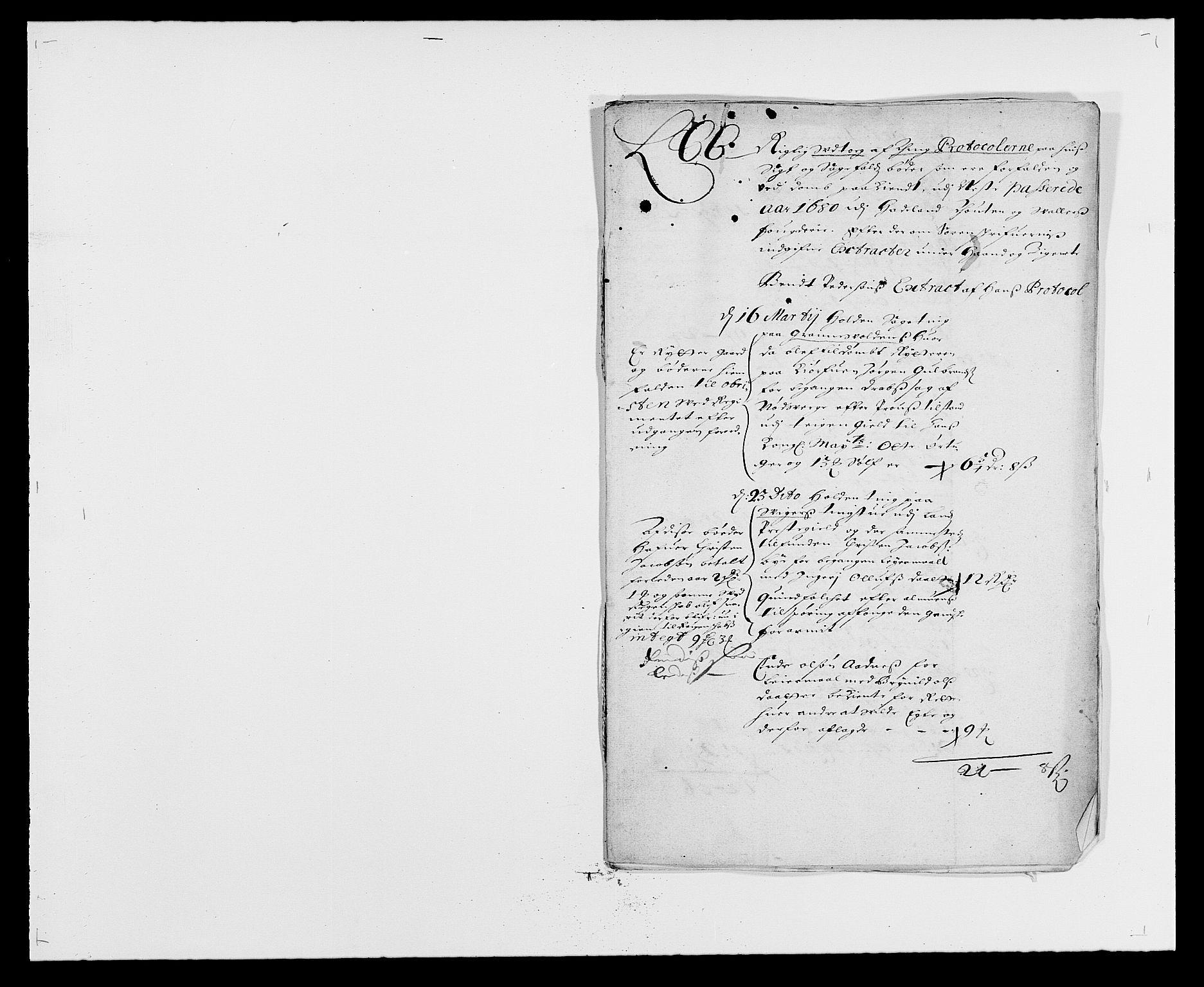 RA, Rentekammeret inntil 1814, Reviderte regnskaper, Fogderegnskap, R18/L1275: Fogderegnskap Hadeland, Toten og Valdres, 1680, s. 156