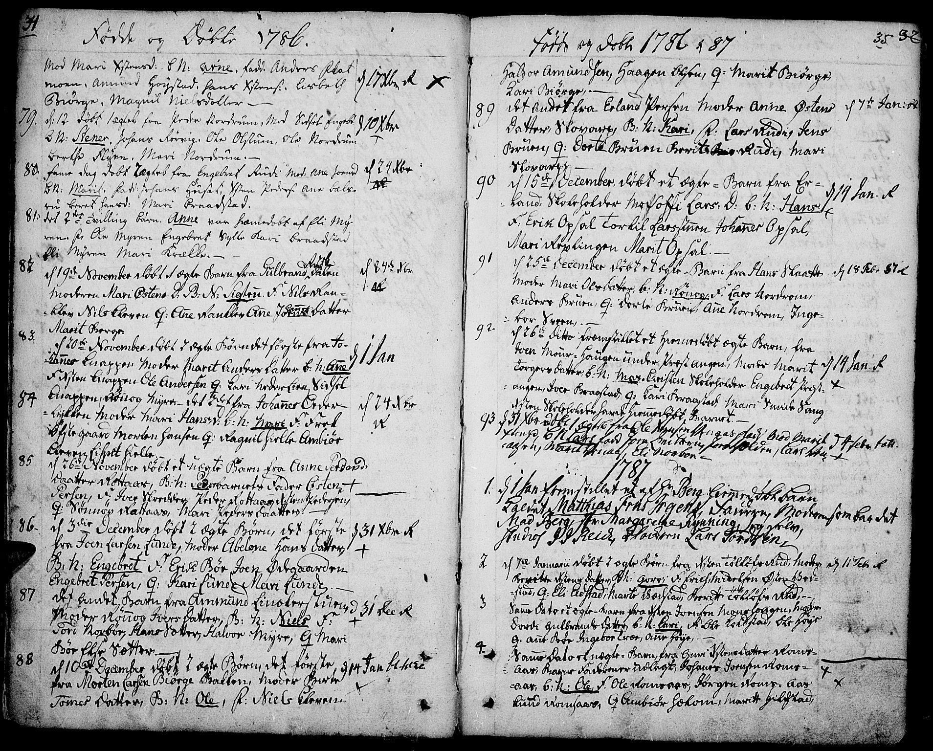 SAH, Ringebu prestekontor, Ministerialbok nr. 3, 1781-1820, s. 34-35