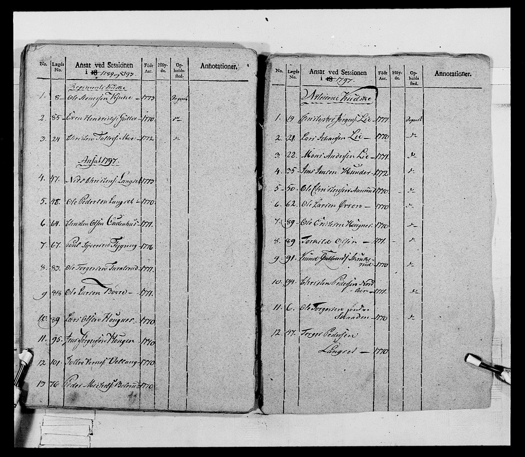 RA, Generalitets- og kommissariatskollegiet, Det kongelige norske kommissariatskollegium, E/Eh/L0069: Opplandske gevorbne infanteriregiment, 1810-1818, s. 104