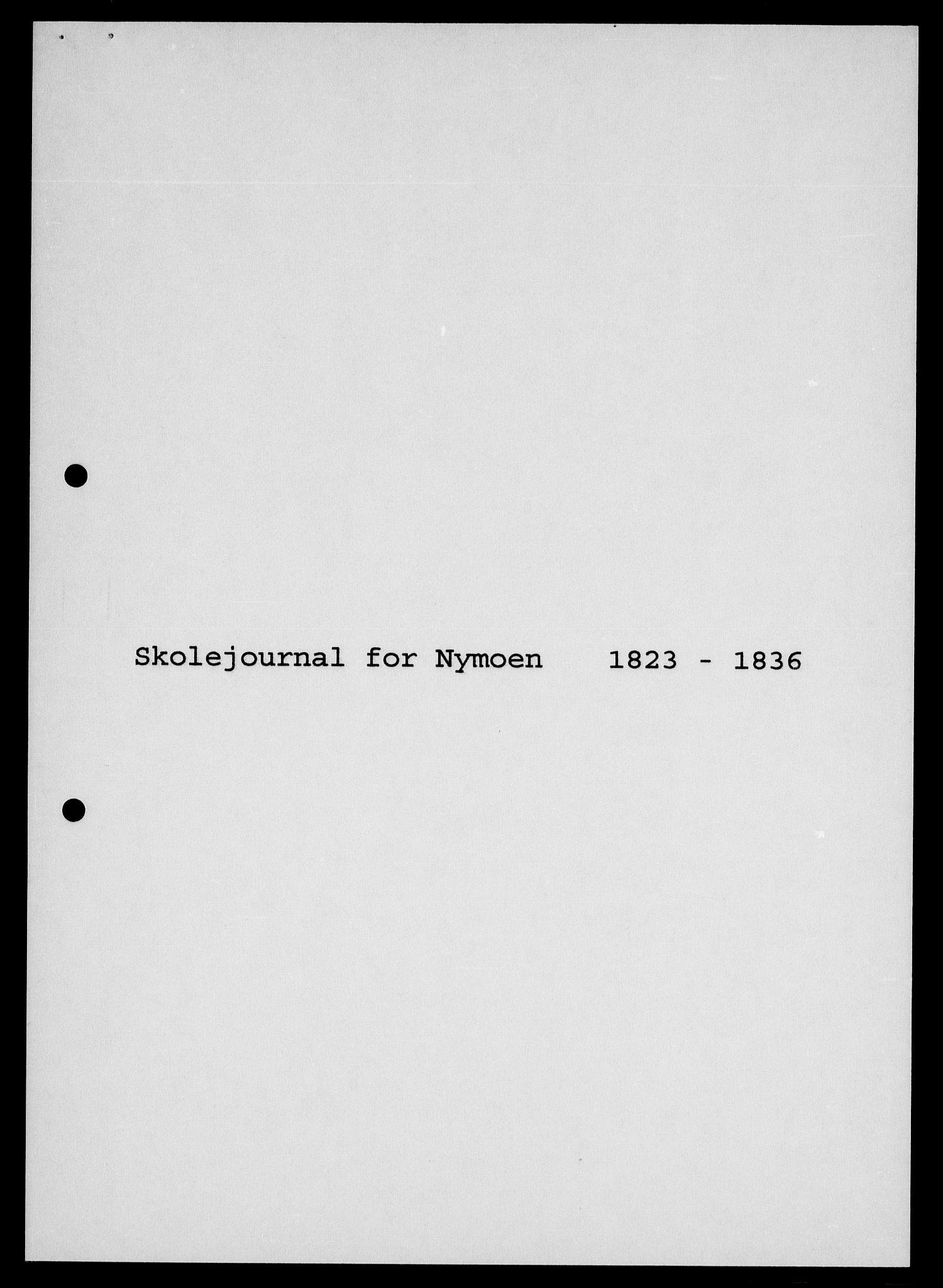RA, Modums Blaafarveværk, G/Gi/L0381, 1823-1848, s. 6