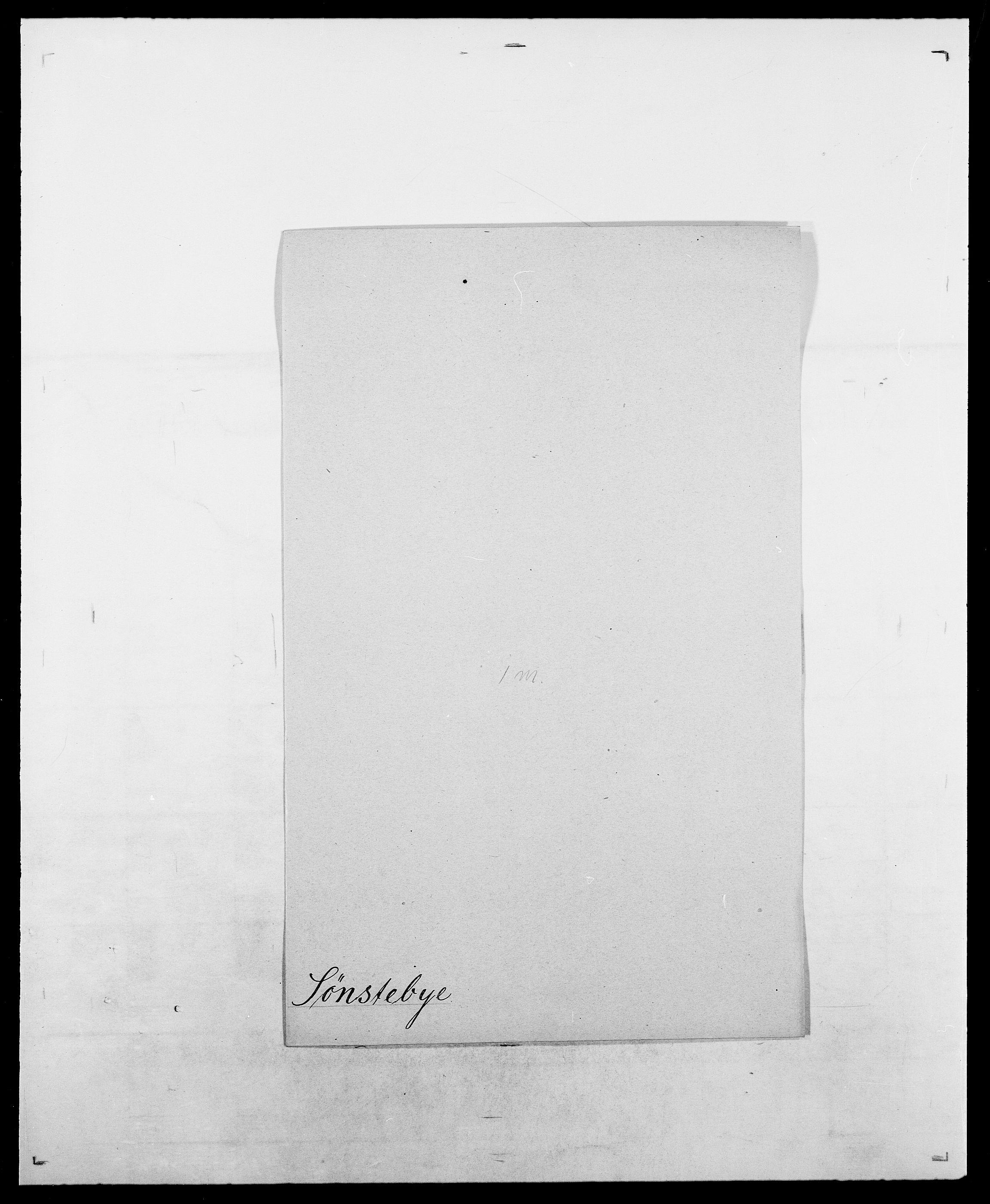 SAO, Delgobe, Charles Antoine - samling, D/Da/L0038: Svanenskjold - Thornsohn, s. 204