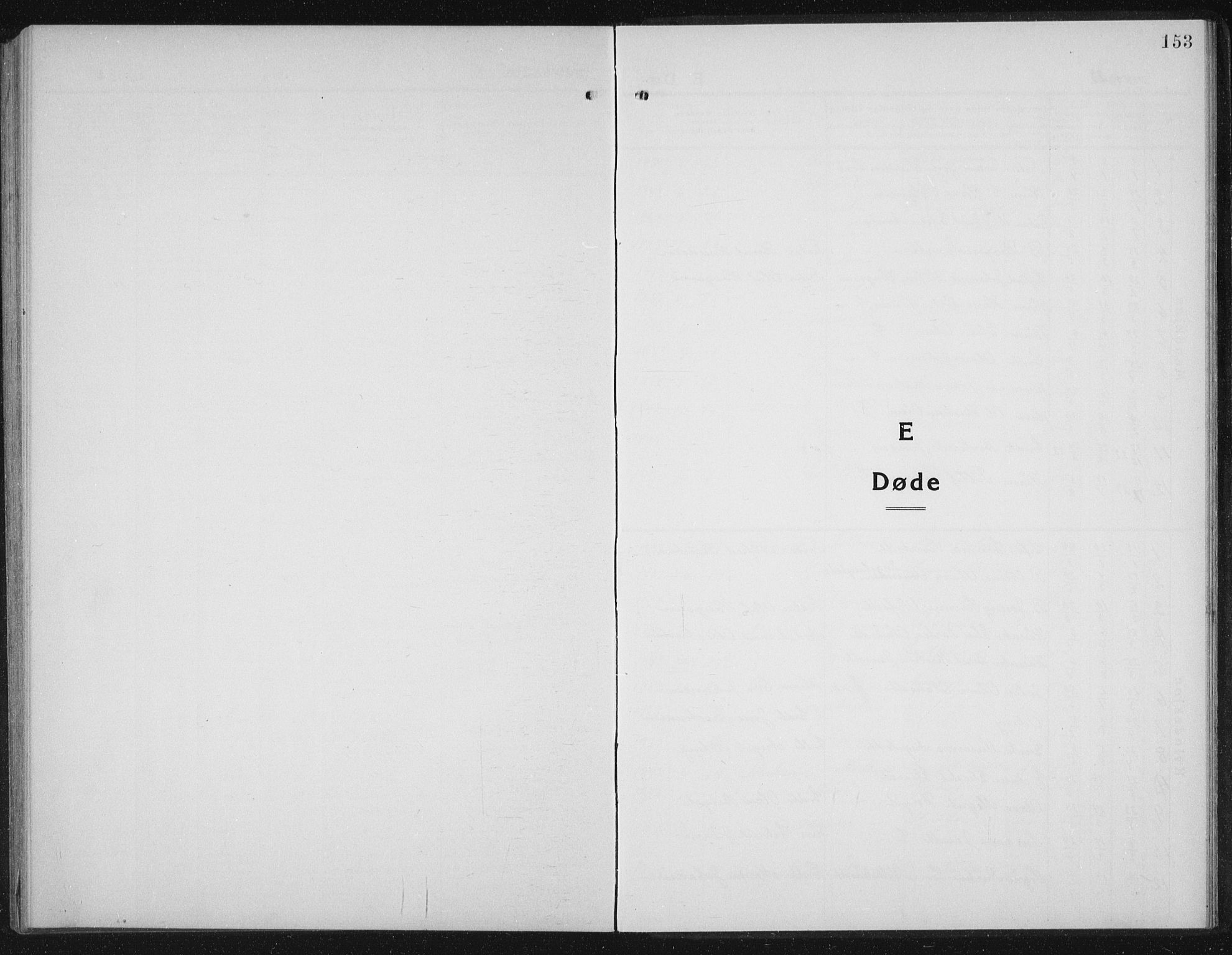 SAT, Ministerialprotokoller, klokkerbøker og fødselsregistre - Sør-Trøndelag, 655/L0689: Klokkerbok nr. 655C05, 1922-1936, s. 153