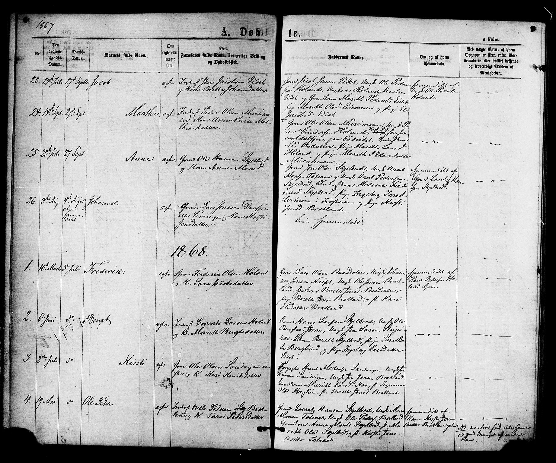 SAT, Ministerialprotokoller, klokkerbøker og fødselsregistre - Nord-Trøndelag, 755/L0493: Ministerialbok nr. 755A02, 1865-1881, s. 9