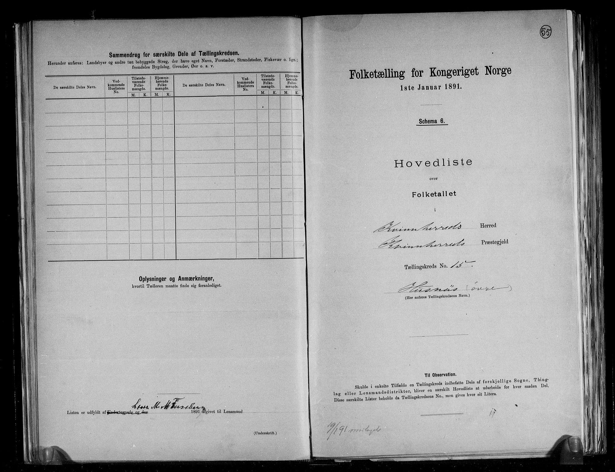 RA, Folketelling 1891 for 1224 Kvinnherad herred, 1891, s. 35