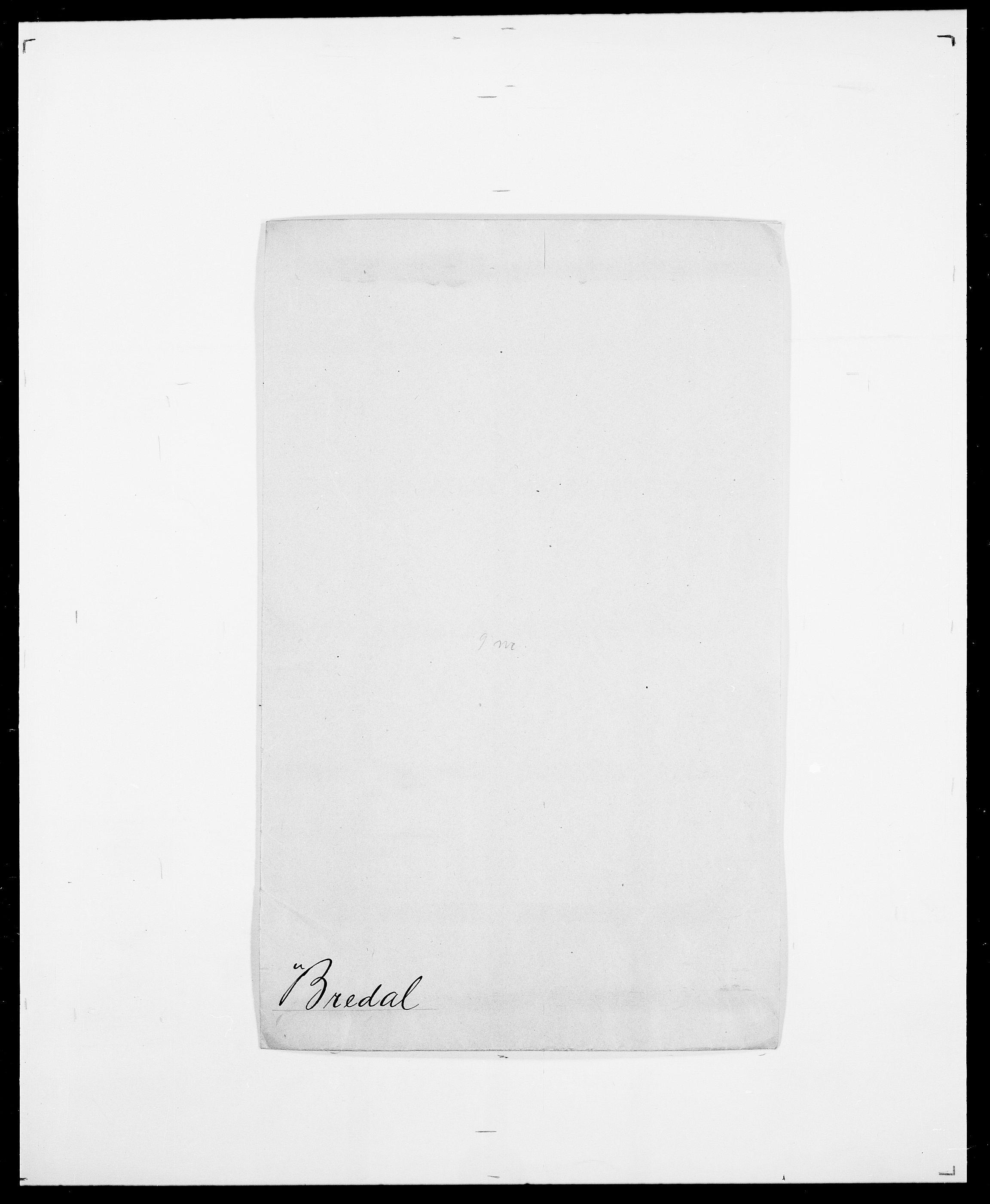 SAO, Delgobe, Charles Antoine - samling, D/Da/L0006: Brambani - Brønø, s. 227