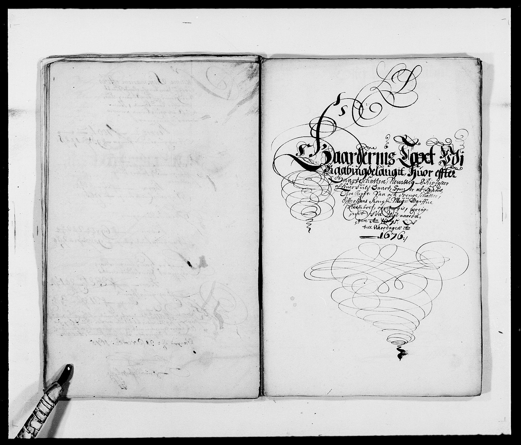 RA, Rentekammeret inntil 1814, Reviderte regnskaper, Fogderegnskap, R40/L2434: Fogderegnskap Råbyggelag, 1675-1676, s. 29
